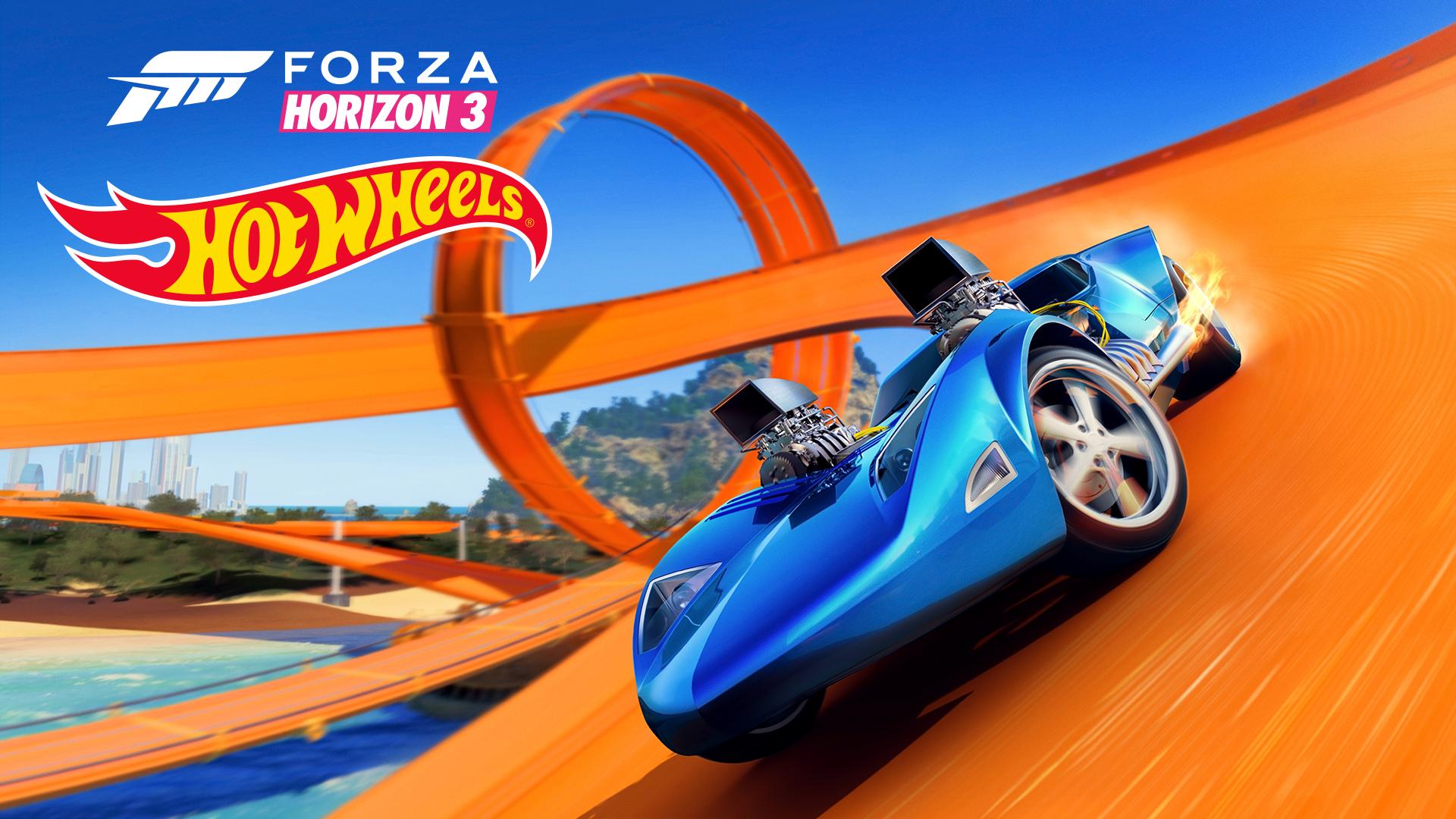 Forzu Horizon 3 rozšíří přídavek Hot Wheels 142931