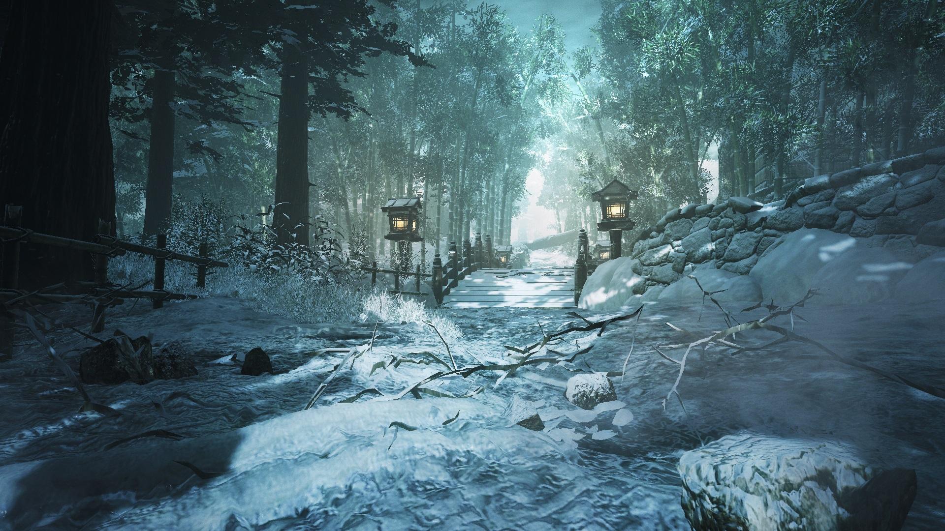 Screenshoty z DLC Dragon of the North pro NiOh 143049