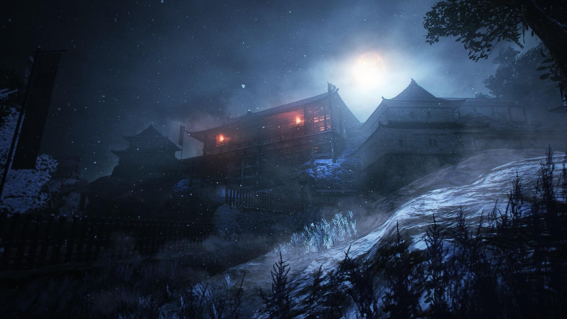 Screenshoty z DLC Dragon of the North pro NiOh 143050
