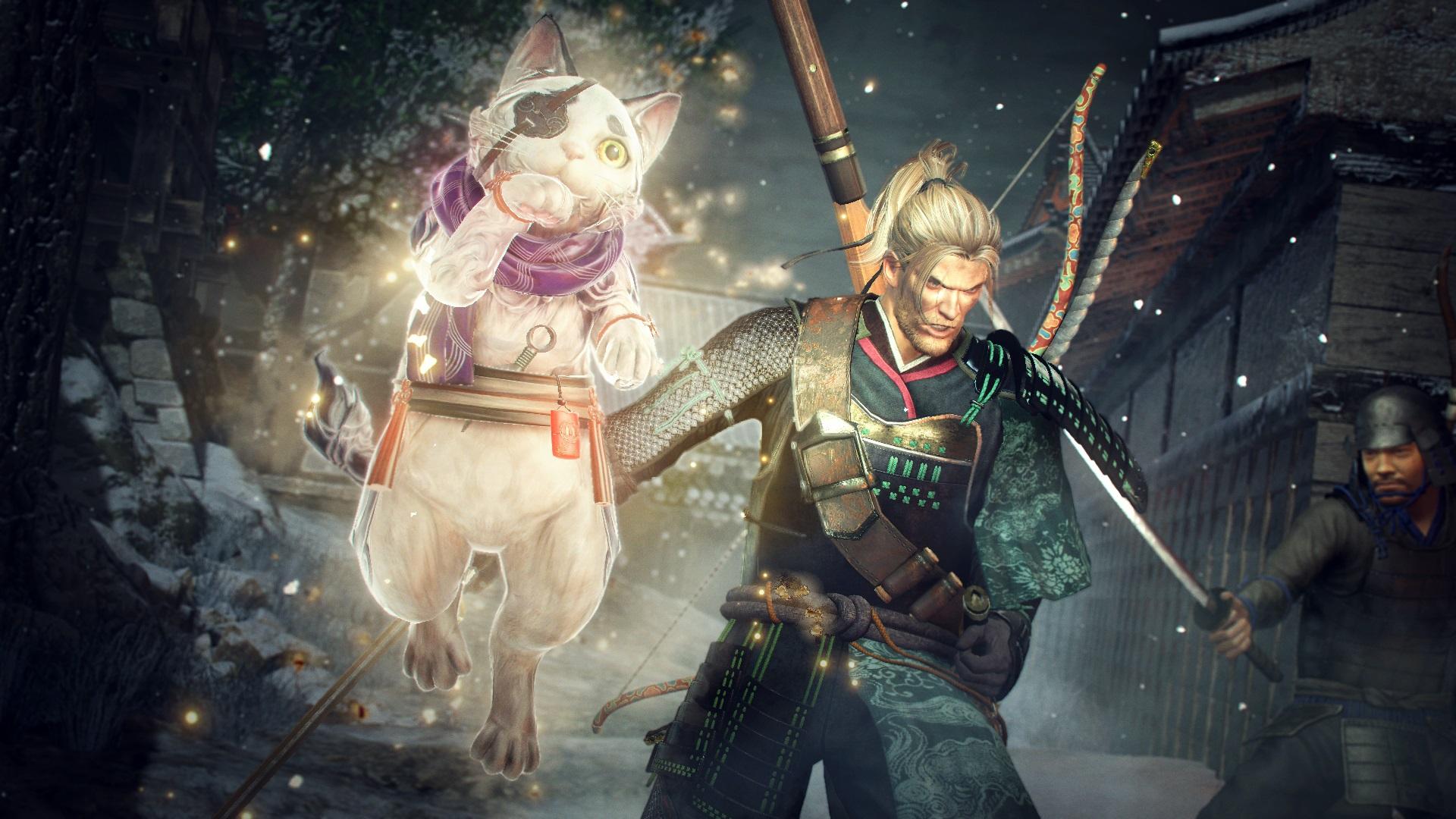 Screenshoty z DLC Dragon of the North pro NiOh 143052