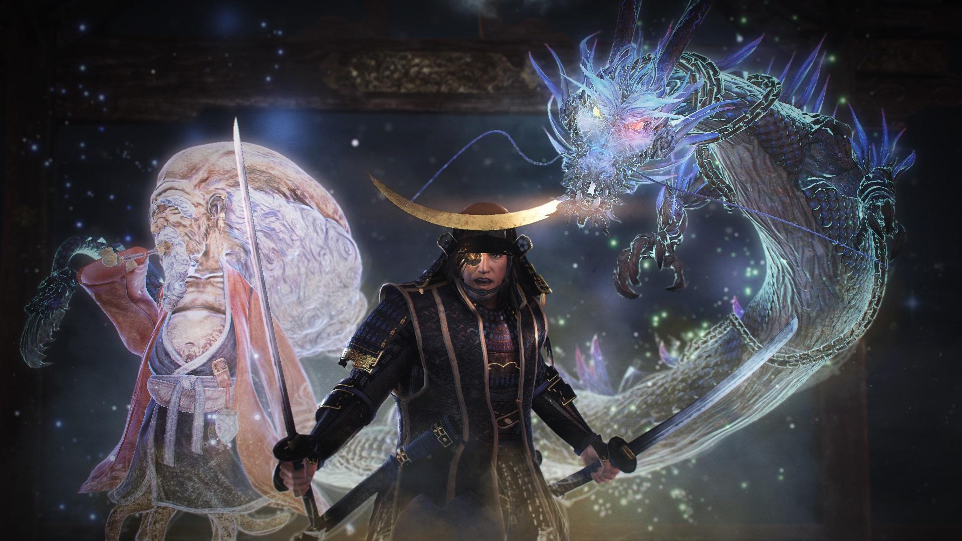 Screenshoty z DLC Dragon of the North pro NiOh 143058