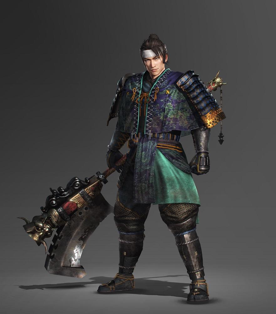 Screenshoty z DLC Dragon of the North pro NiOh 143061
