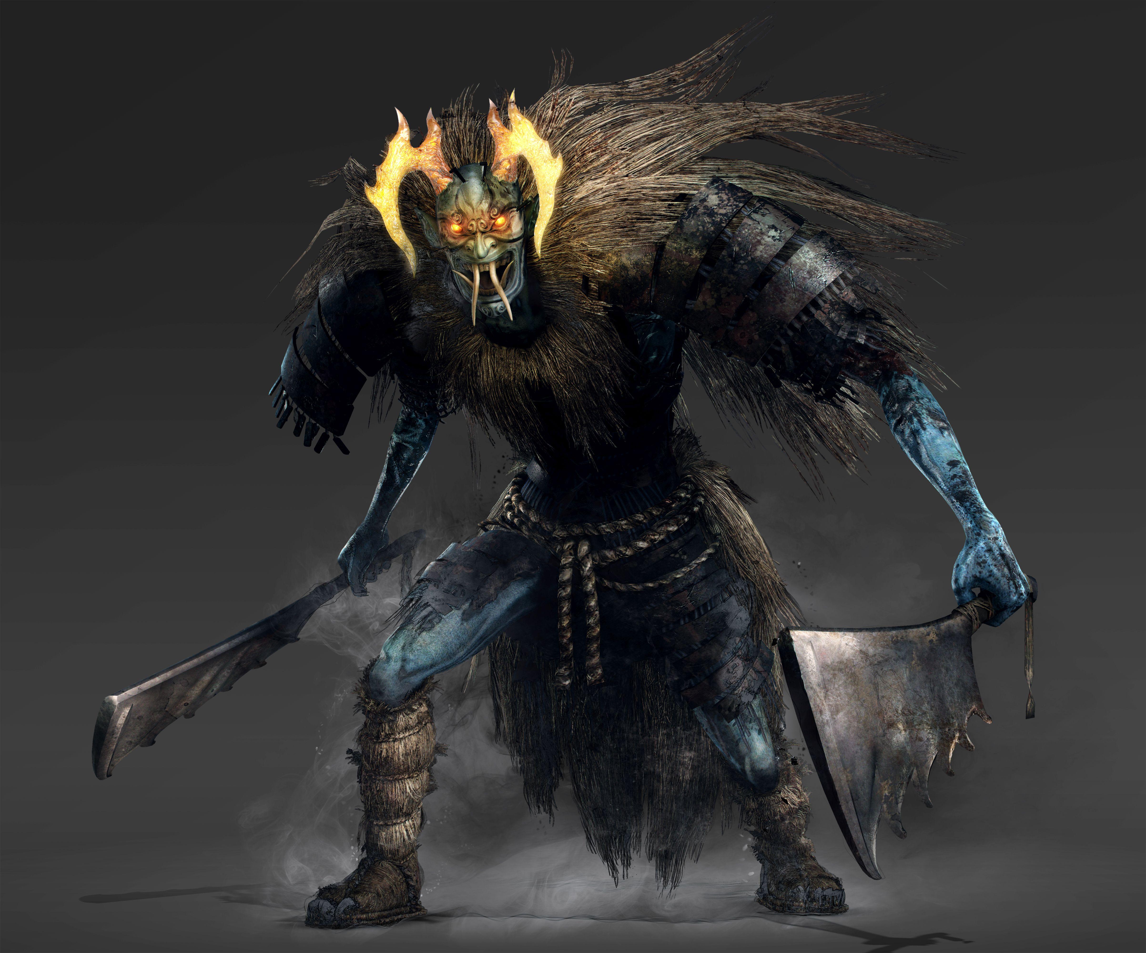 Screenshoty z DLC Dragon of the North pro NiOh 143063