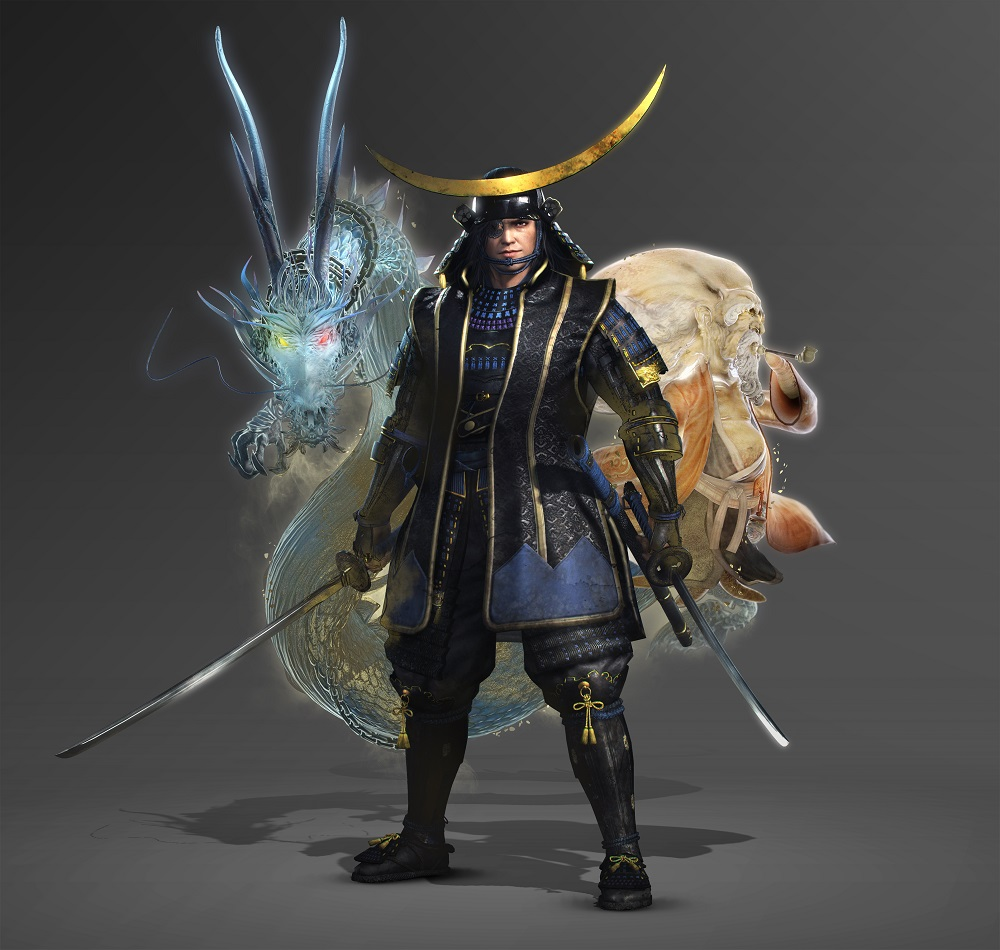 Screenshoty z DLC Dragon of the North pro NiOh 143064