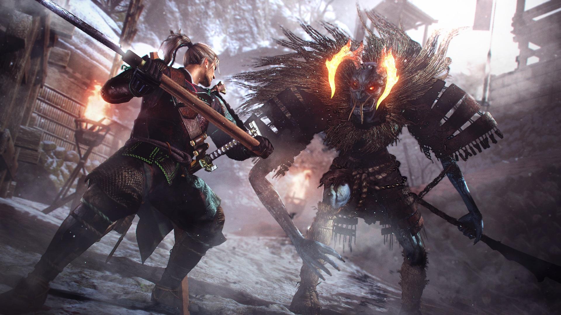 Screenshoty z DLC Dragon of the North pro NiOh 143069