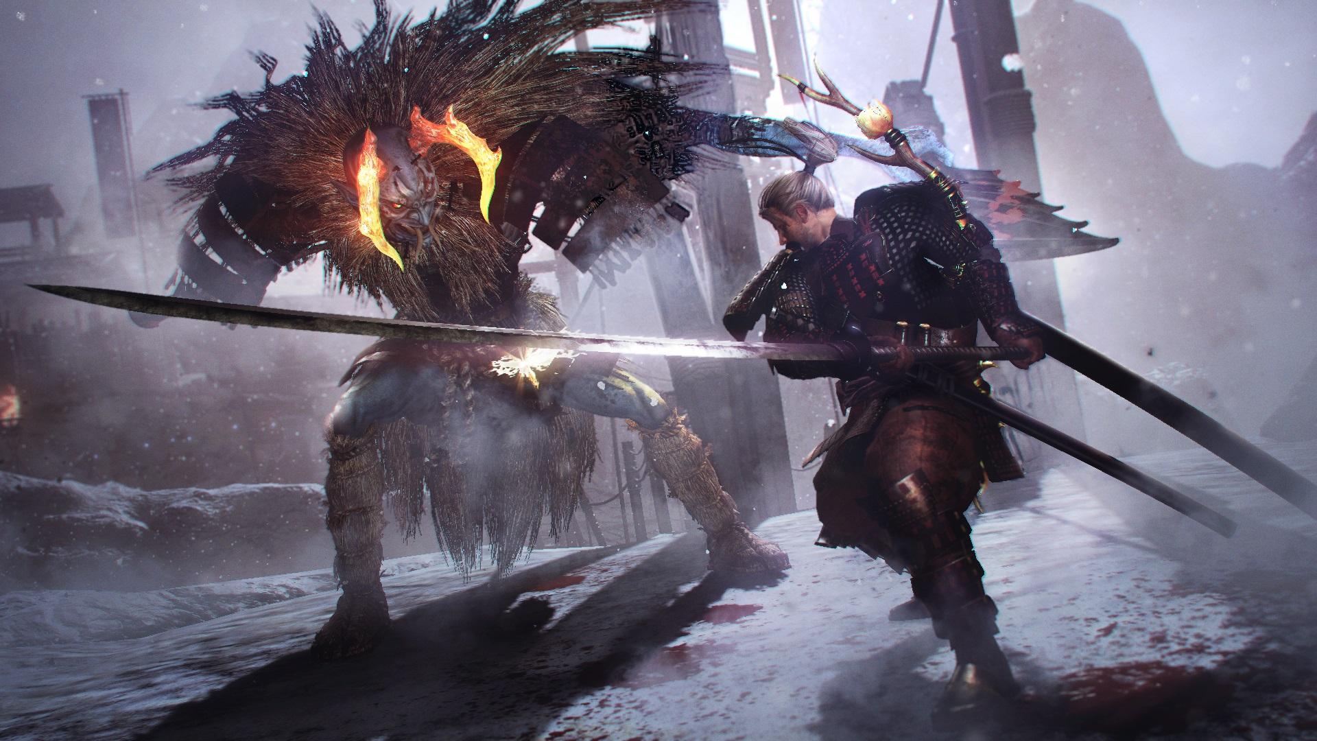 Screenshoty z DLC Dragon of the North pro NiOh 143070