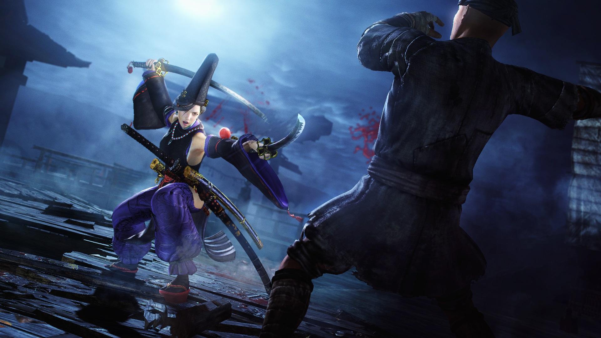 Screenshoty z DLC Dragon of the North pro NiOh 143072