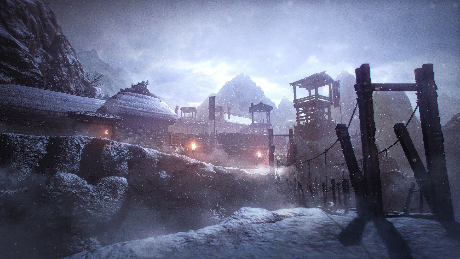 Screenshoty z DLC Dragon of the North pro NiOh 143074
