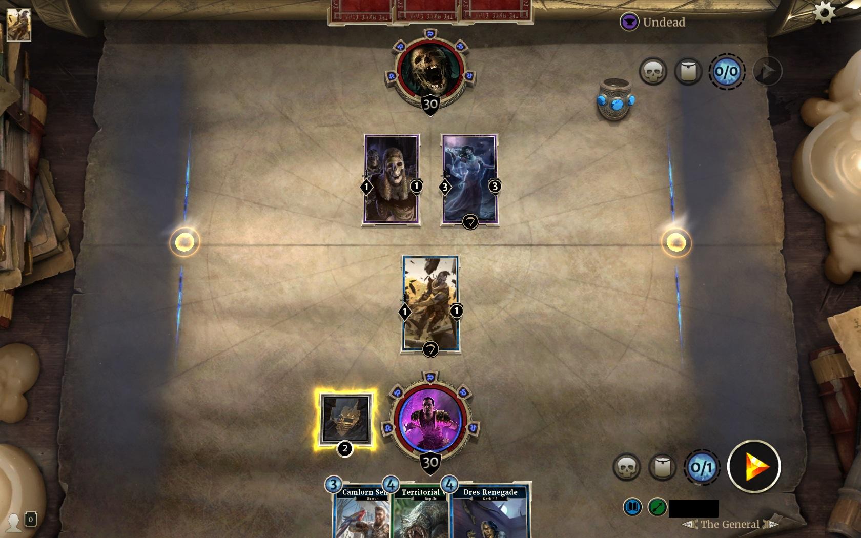 The Elder Scrolls: Legends - dojmy z karetního zápasení 143219