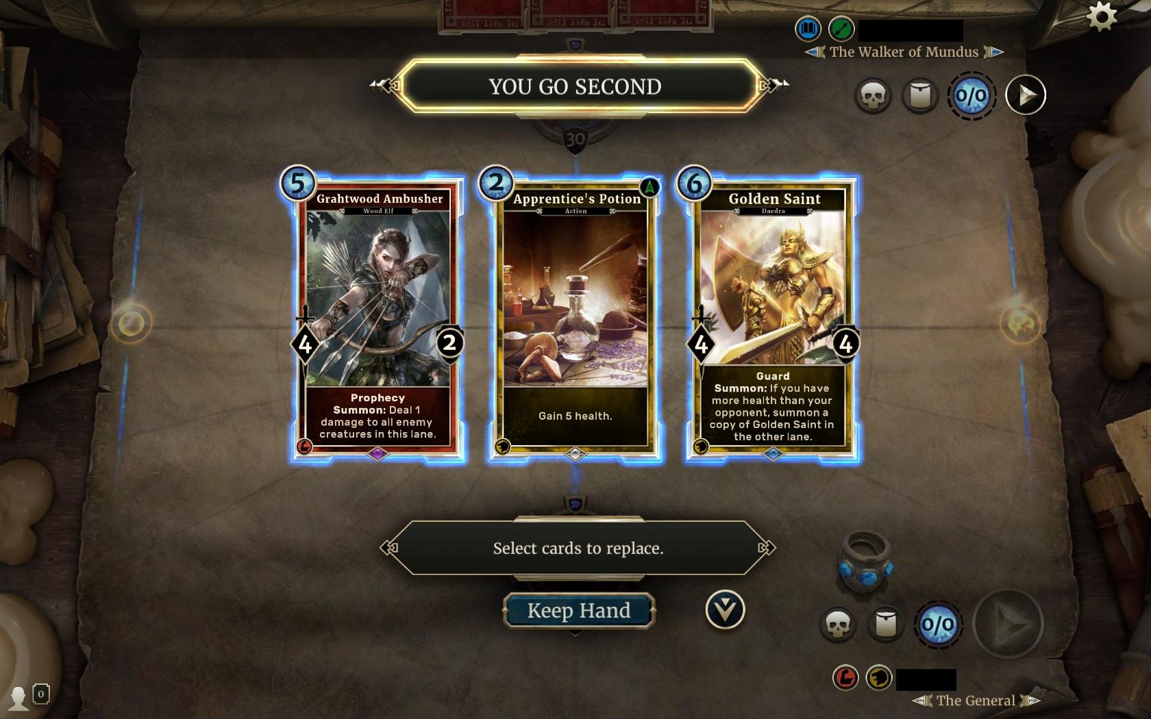 The Elder Scrolls: Legends - dojmy z karetního zápasení 143222