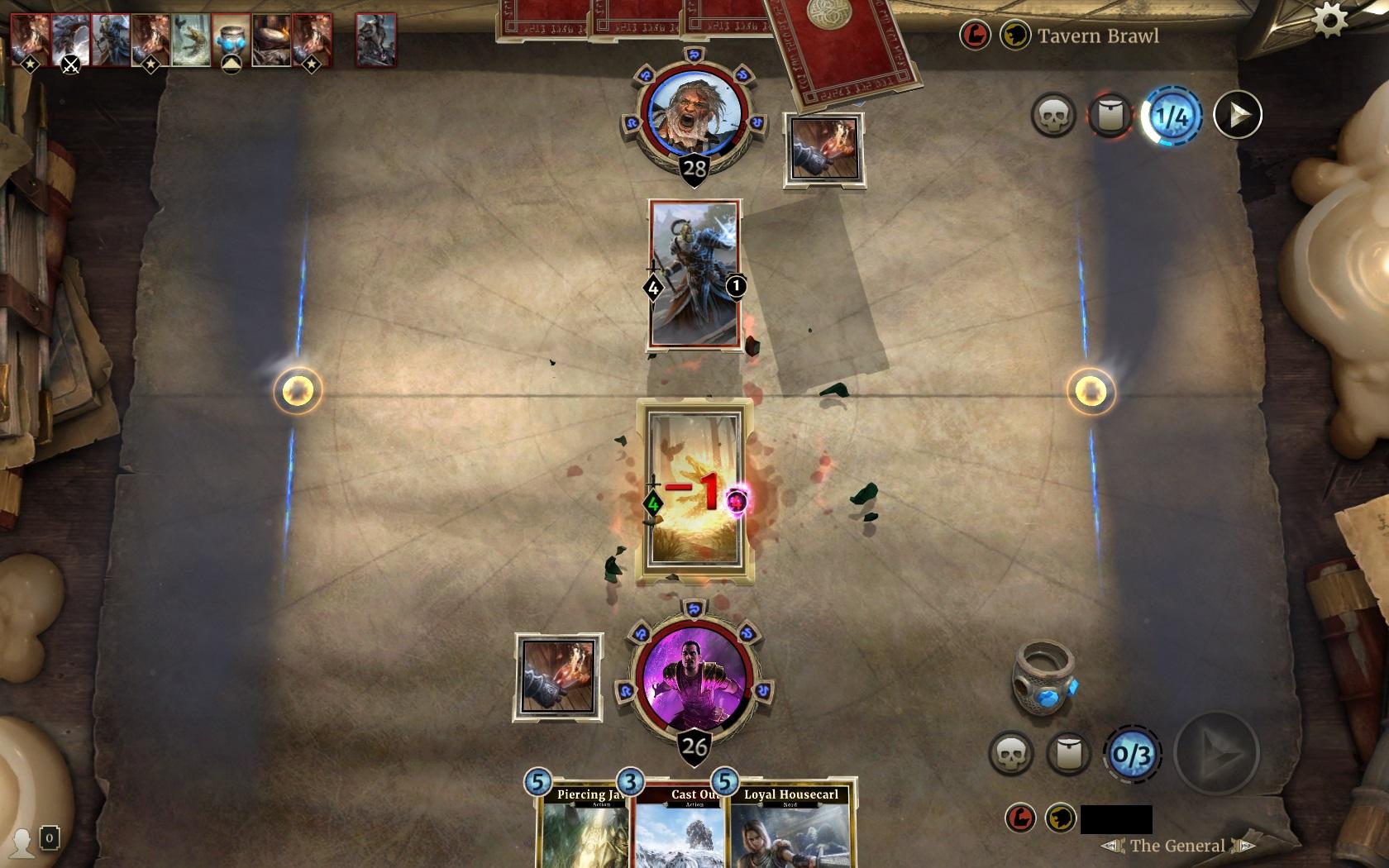 The Elder Scrolls: Legends - dojmy z karetního zápasení 143223