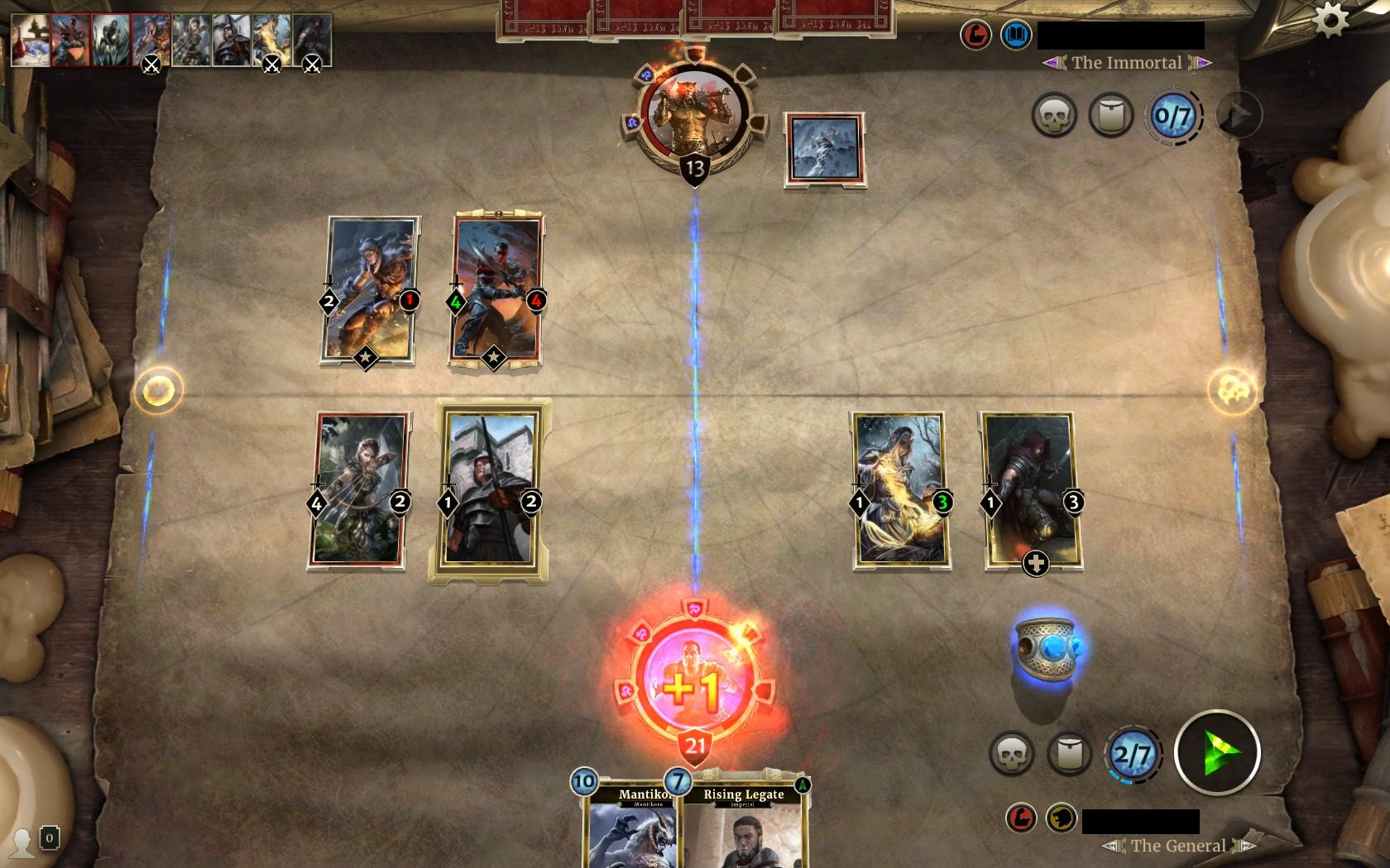 The Elder Scrolls: Legends - dojmy z karetního zápasení 143227