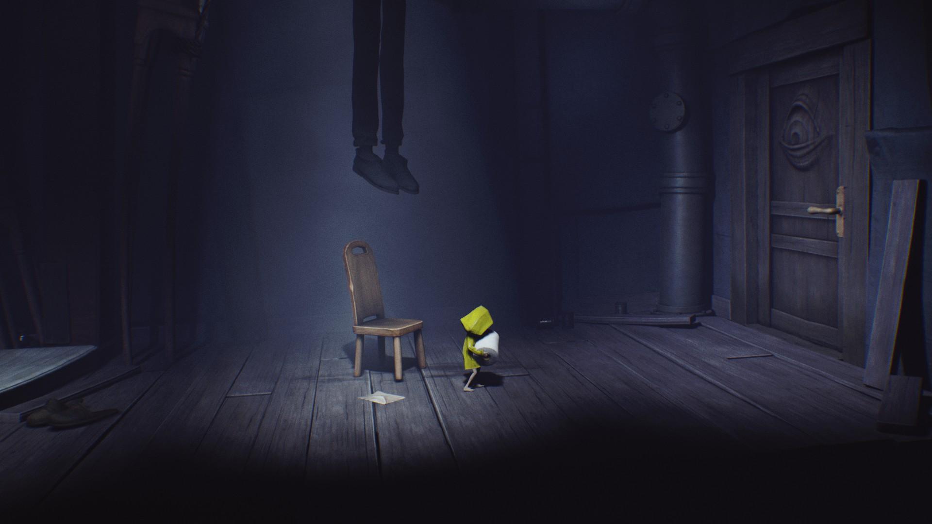 Little Nightmares – temná odysea dívky ve žluté pláštěnce 143310