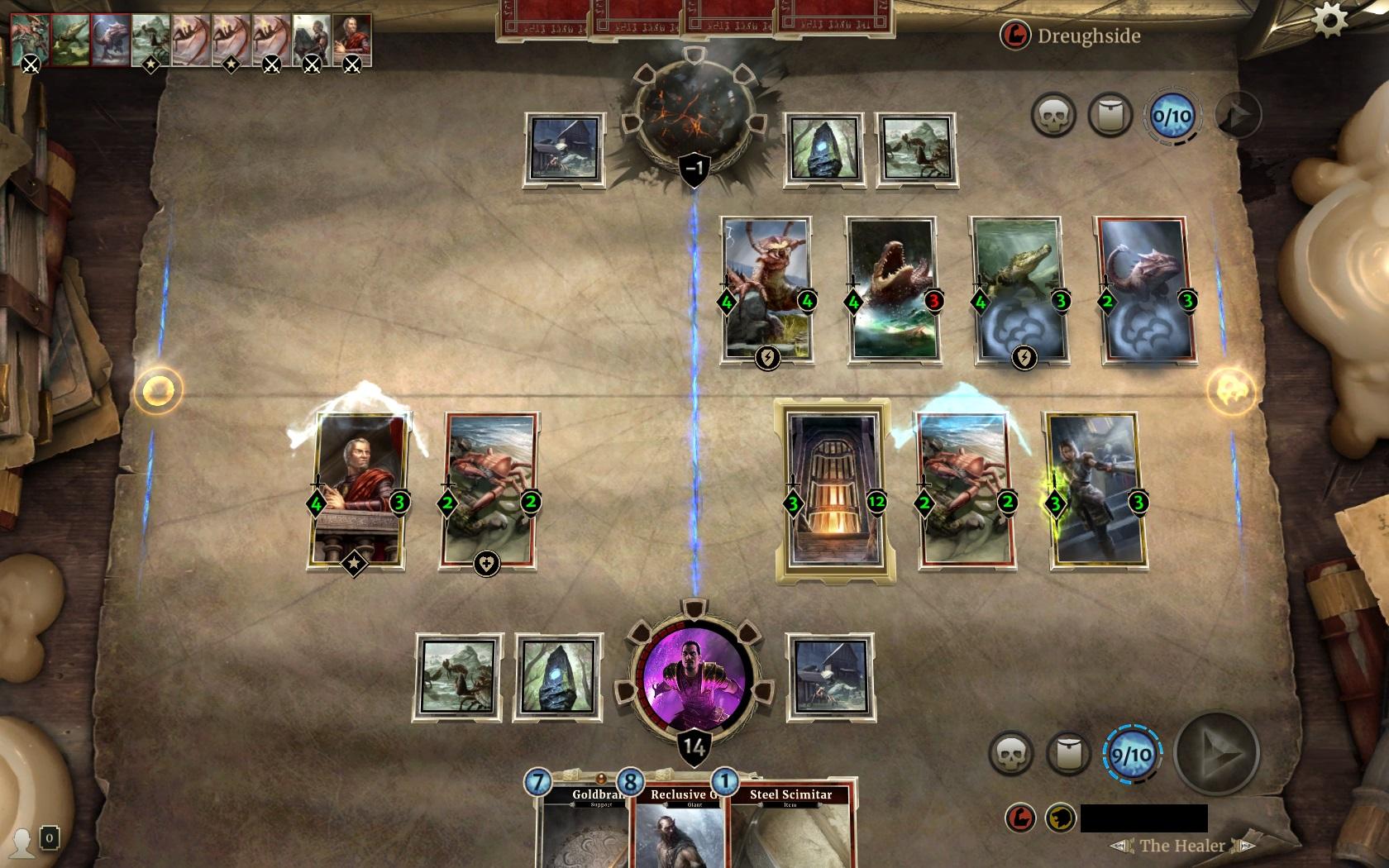 The Elder Scrolls: Legends - dojmy z karetního zápasení 143332