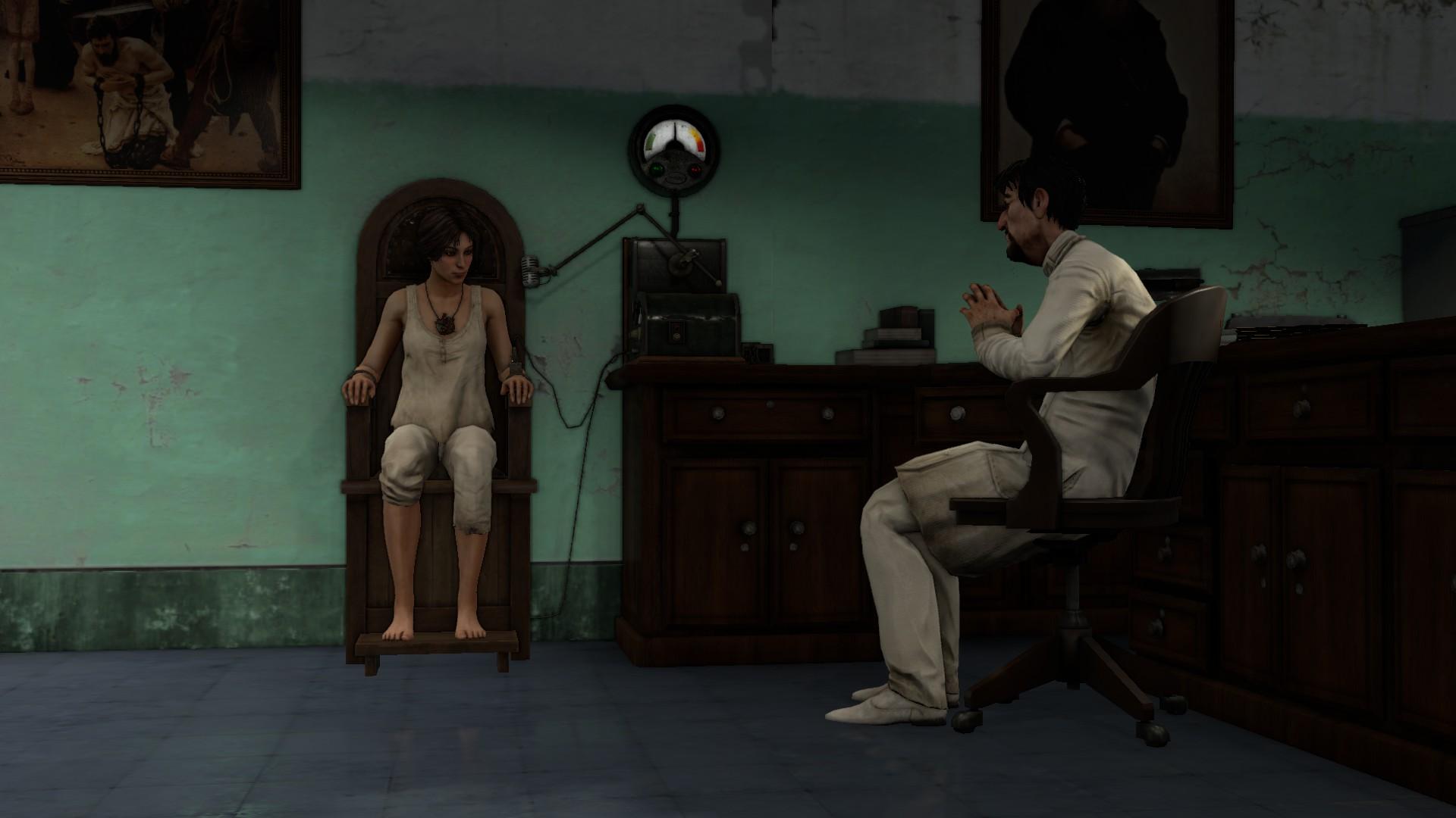 Syberia 3 – poprvé plně ve 3D 143339