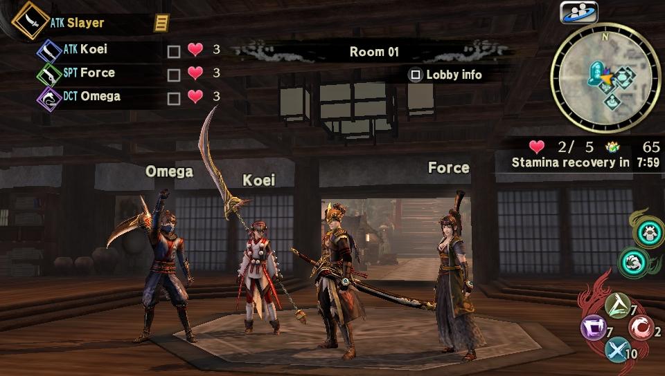 Free-to-play verze Toukidenu 2 vychází koncem května 143415