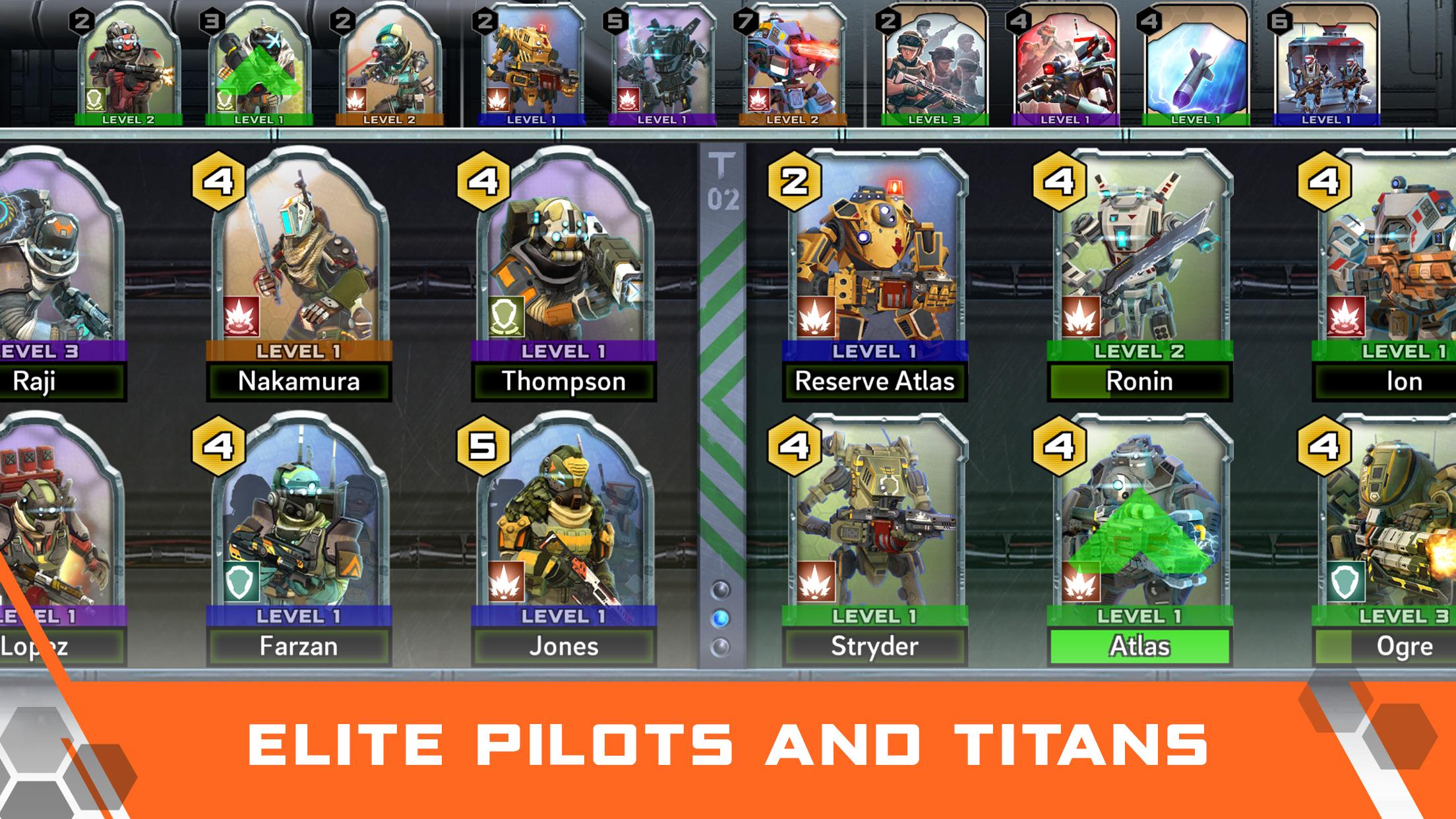 Oznámena nová mobilní hra Titanfallu 143427