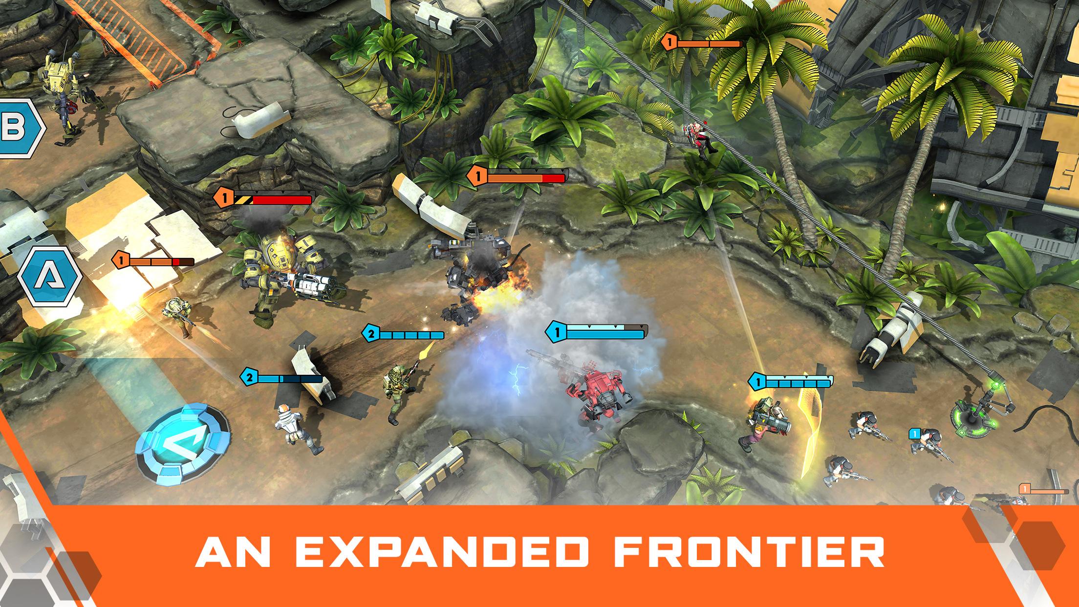 Oznámena nová mobilní hra Titanfallu 143428