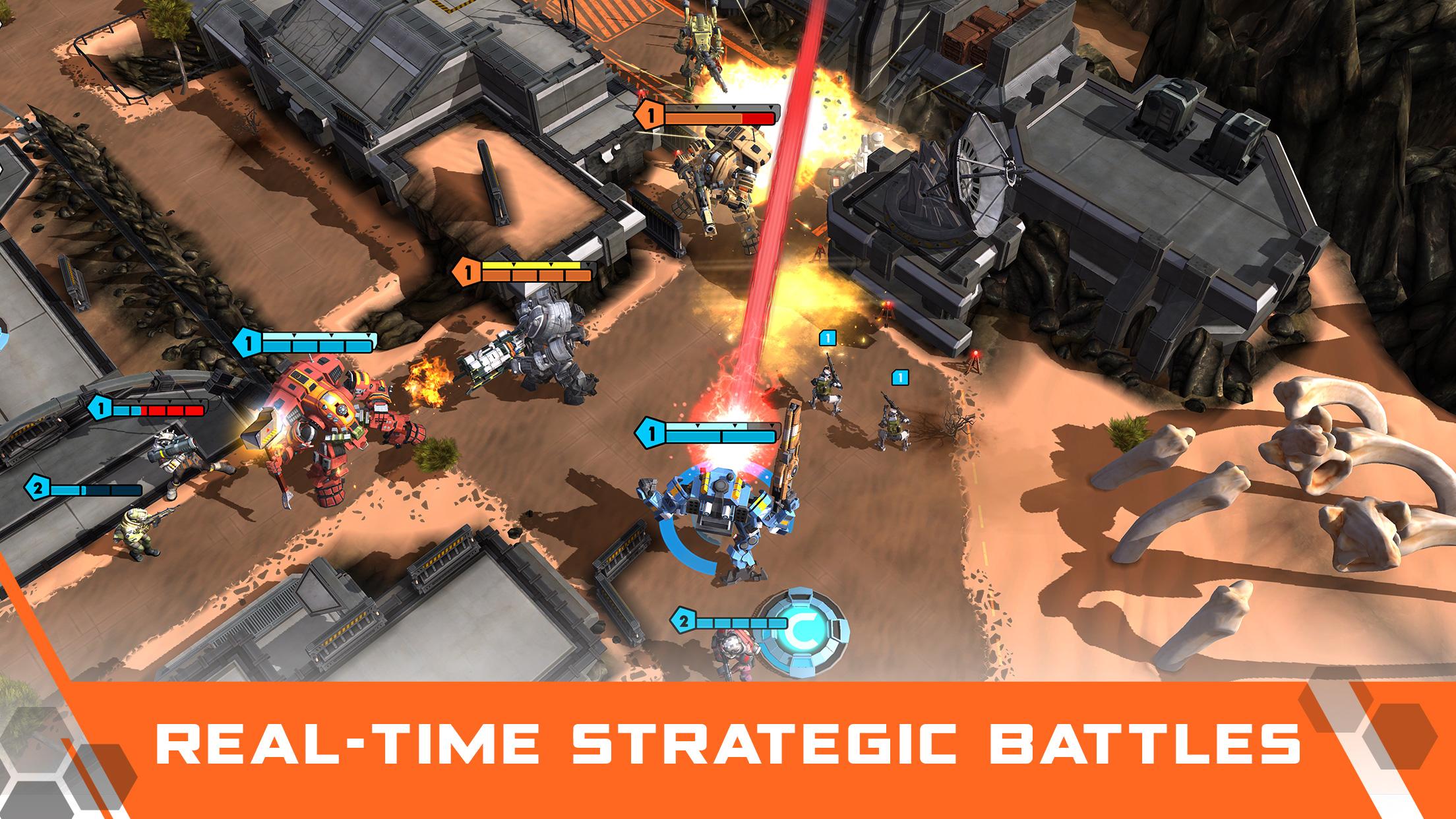 Oznámena nová mobilní hra Titanfallu 143431