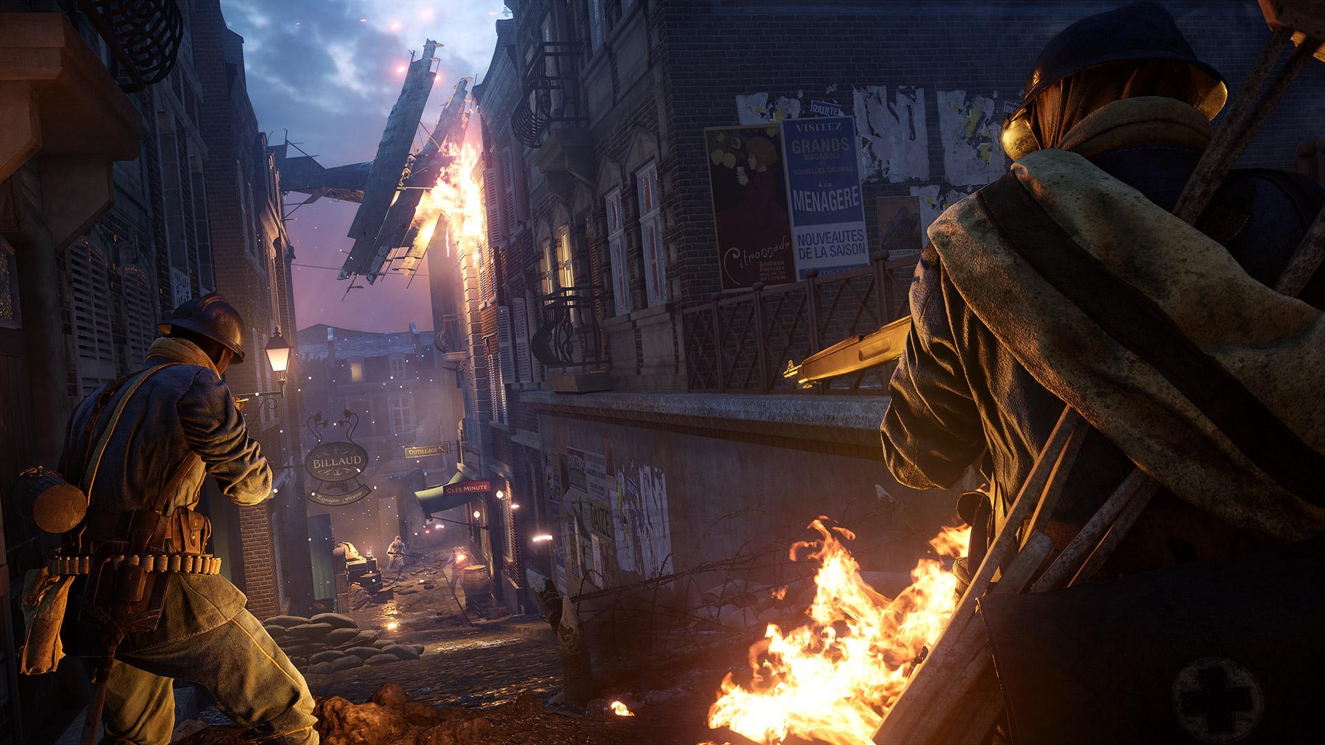 Léto s Battlefieldem 1 ve znamení nových map, zbraní a dalšího obsahu 143446