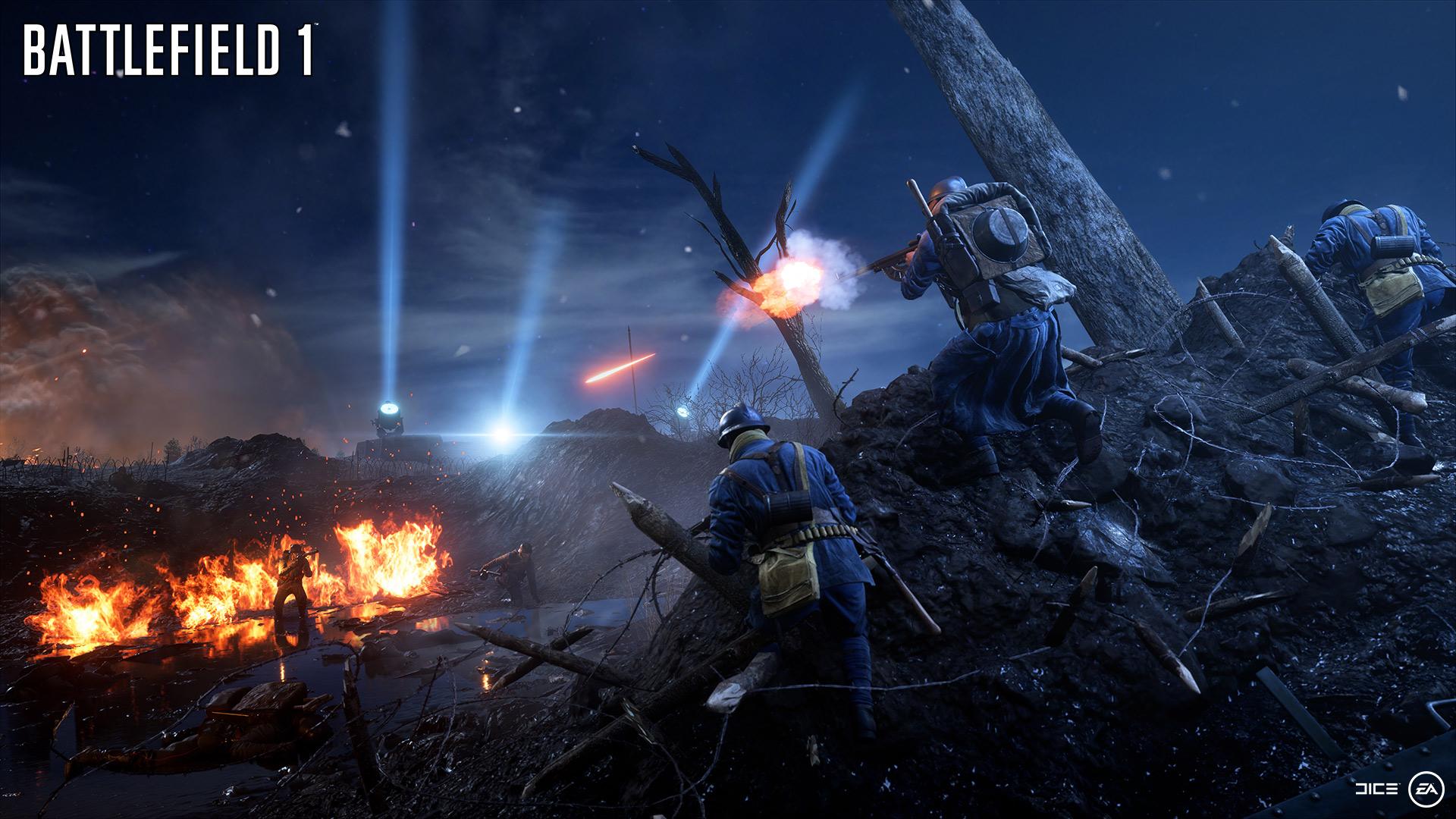 Léto s Battlefieldem 1 ve znamení nových map, zbraní a dalšího obsahu 143449