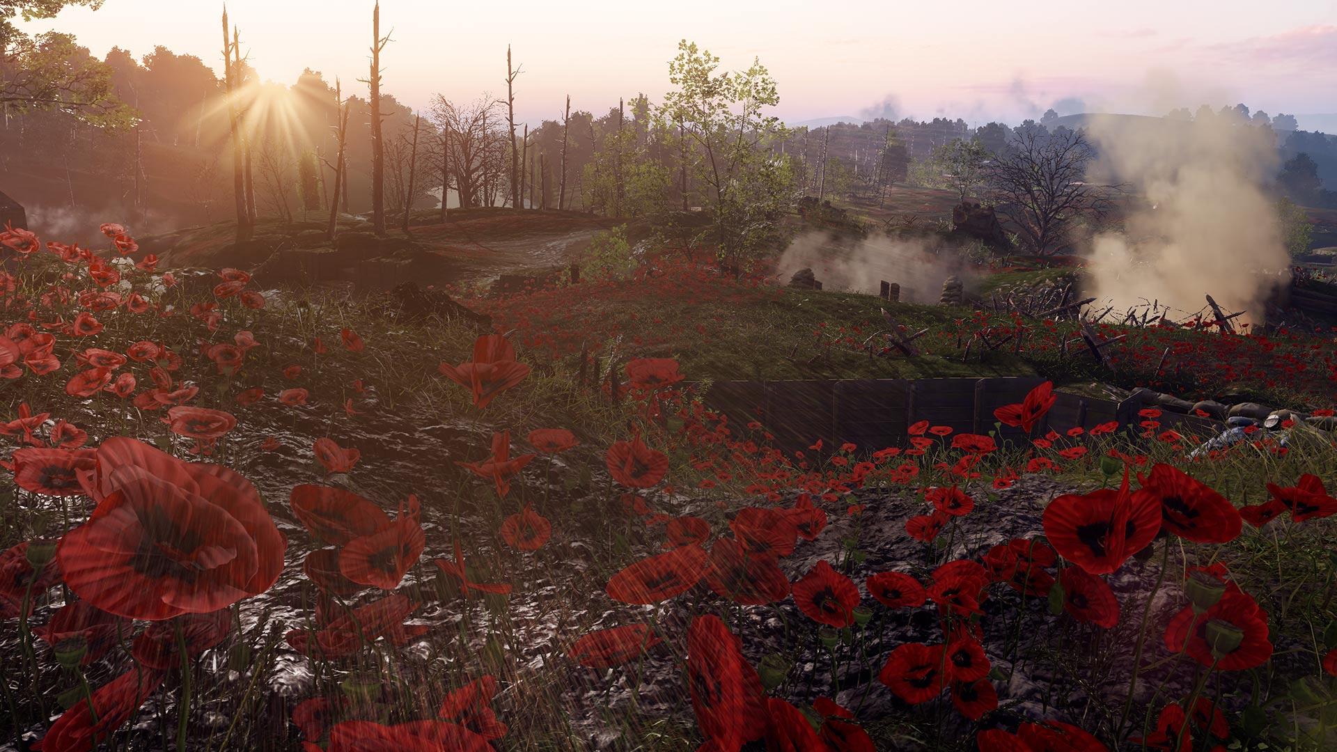 Léto s Battlefieldem 1 ve znamení nových map, zbraní a dalšího obsahu 143450
