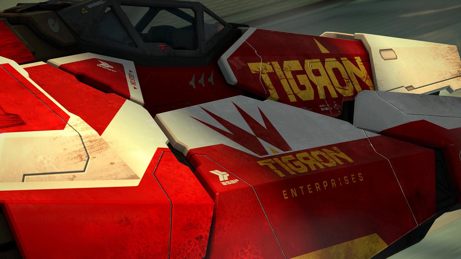 WipEout Omega Collection představuje nový závodní tým 143468