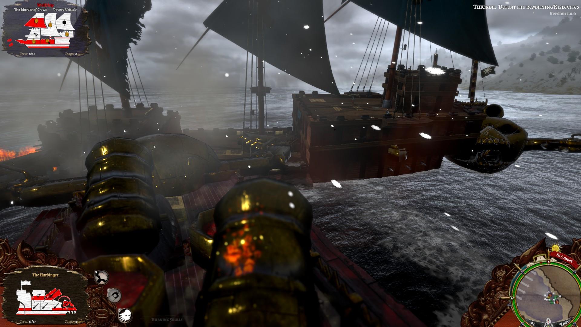 Man O' War: Corsair – Warhammer na vlnách 143487