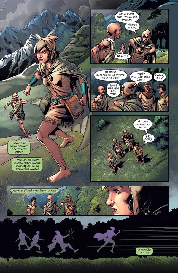 Assassin's Creed: Zapadající slunce - komiksové patálie asasínů podruhé 143503