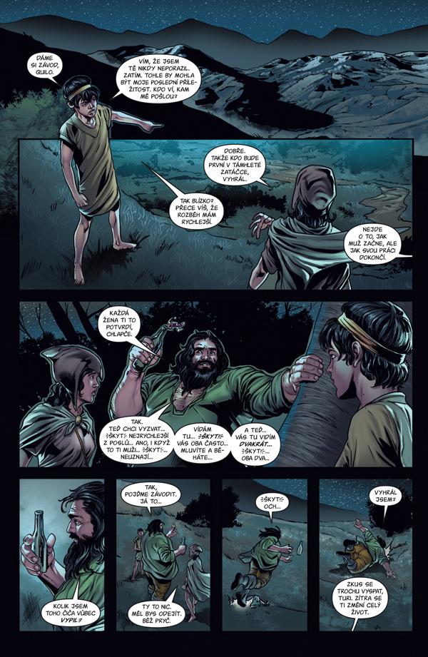 Assassin's Creed: Zapadající slunce - komiksové patálie asasínů podruhé 143504