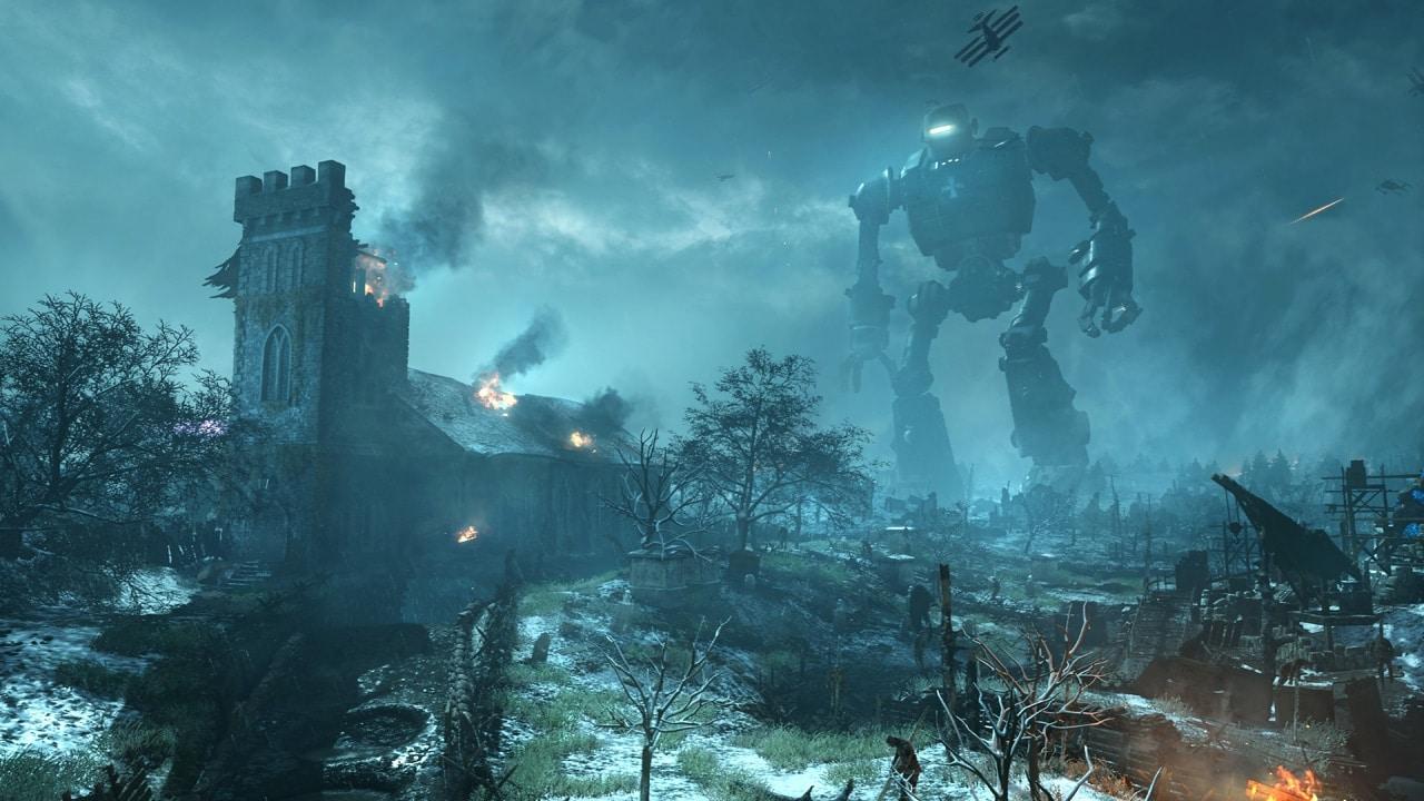 Staré zombie mapy do Call of Duty: Black Ops 3 stojí přes 800 korun 143561