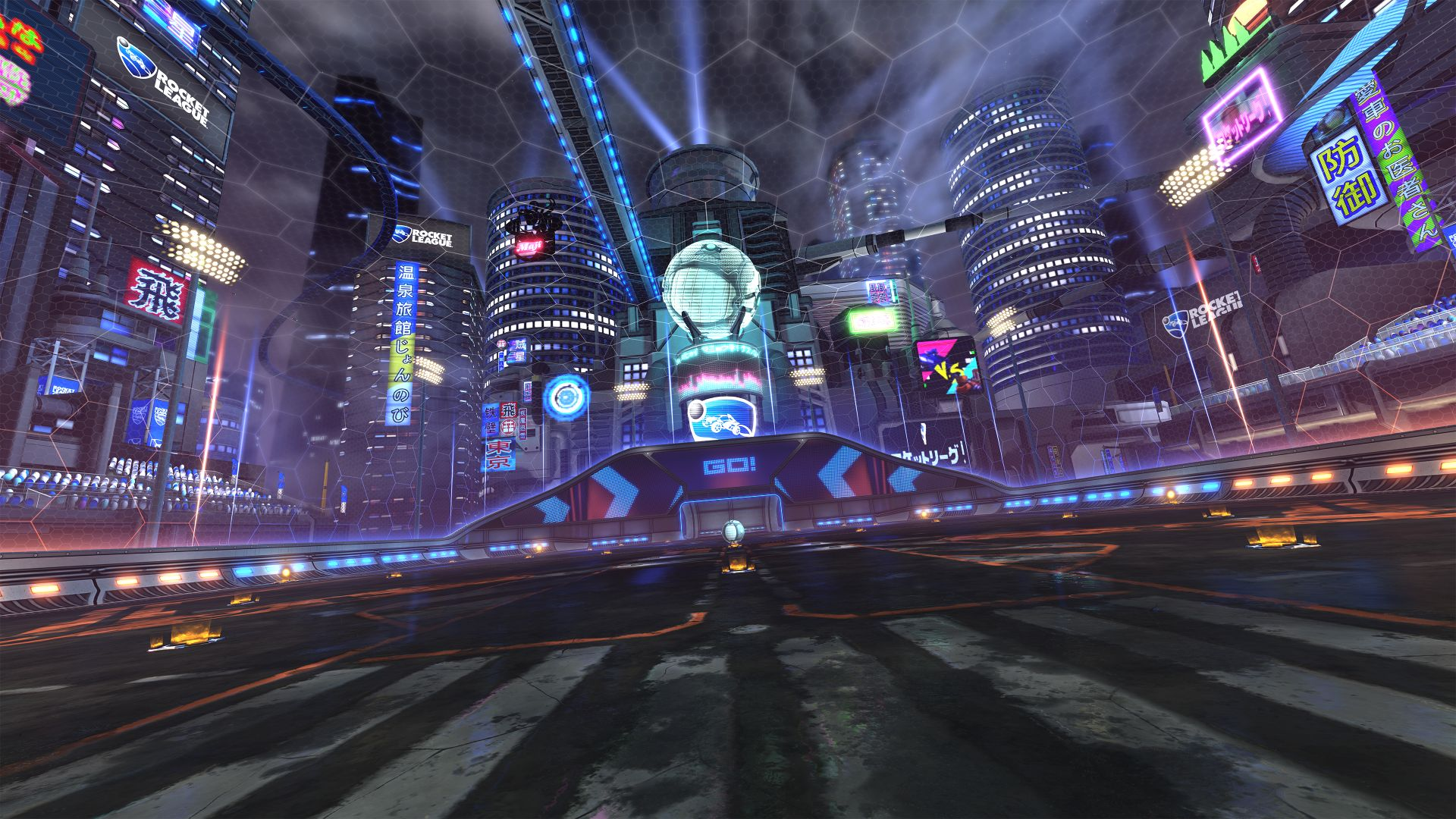 Update přidává do Rocket League nové auto a vrací Neo Tokyo 143635