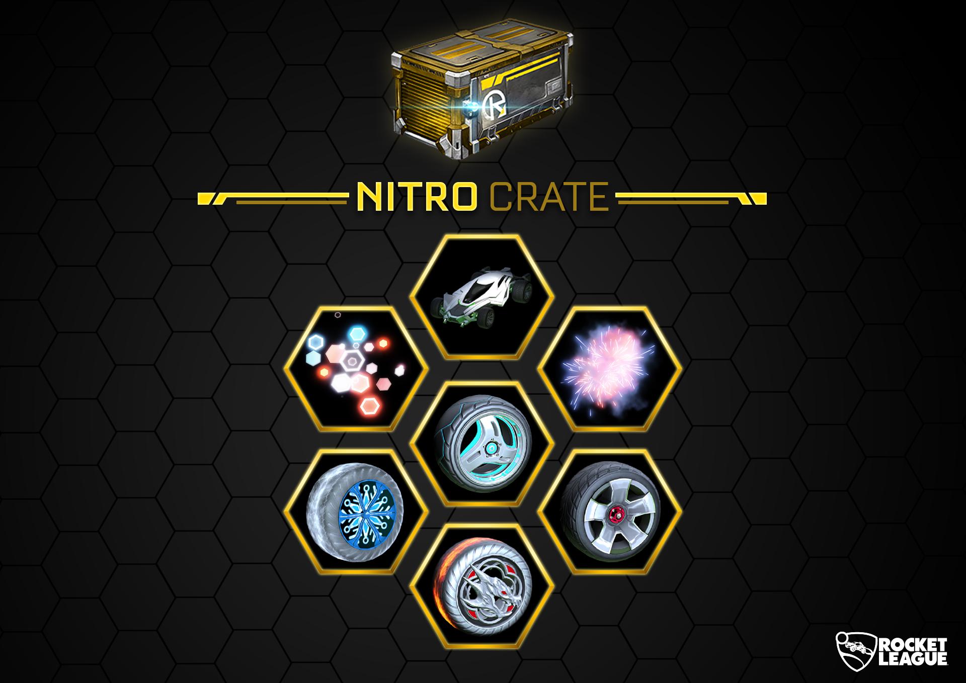 Update přidává do Rocket League nové auto a vrací Neo Tokyo 143636