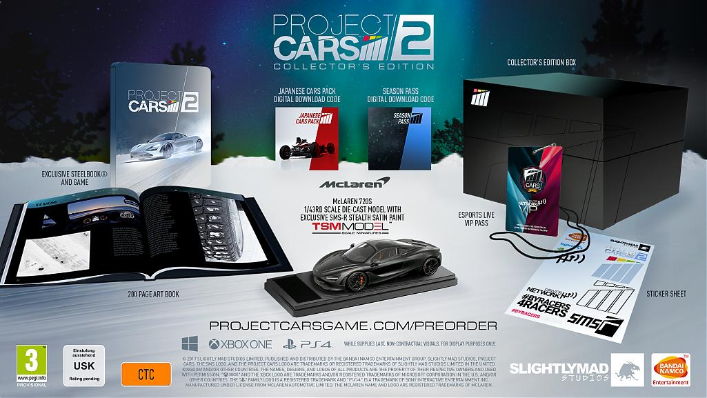 Project Cars 2 se bude prodávat ve třech edicích 143639