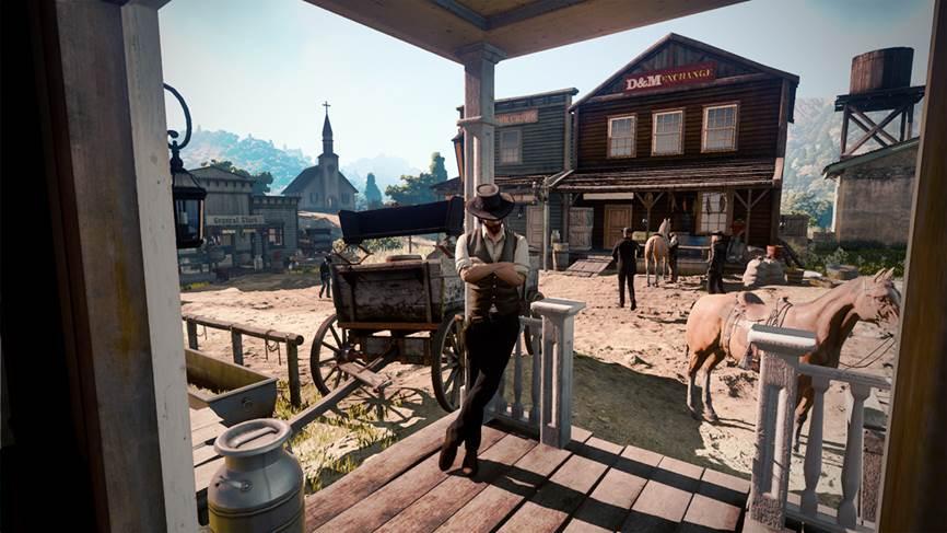 Obrázek z Red Dead Redemption 2 143706