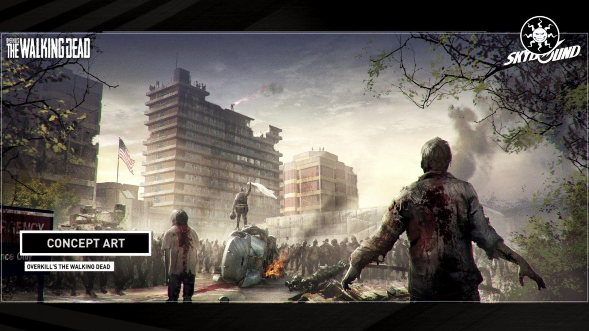 The Walking Dead od tvůrců PayDay na nových konceptech 143785