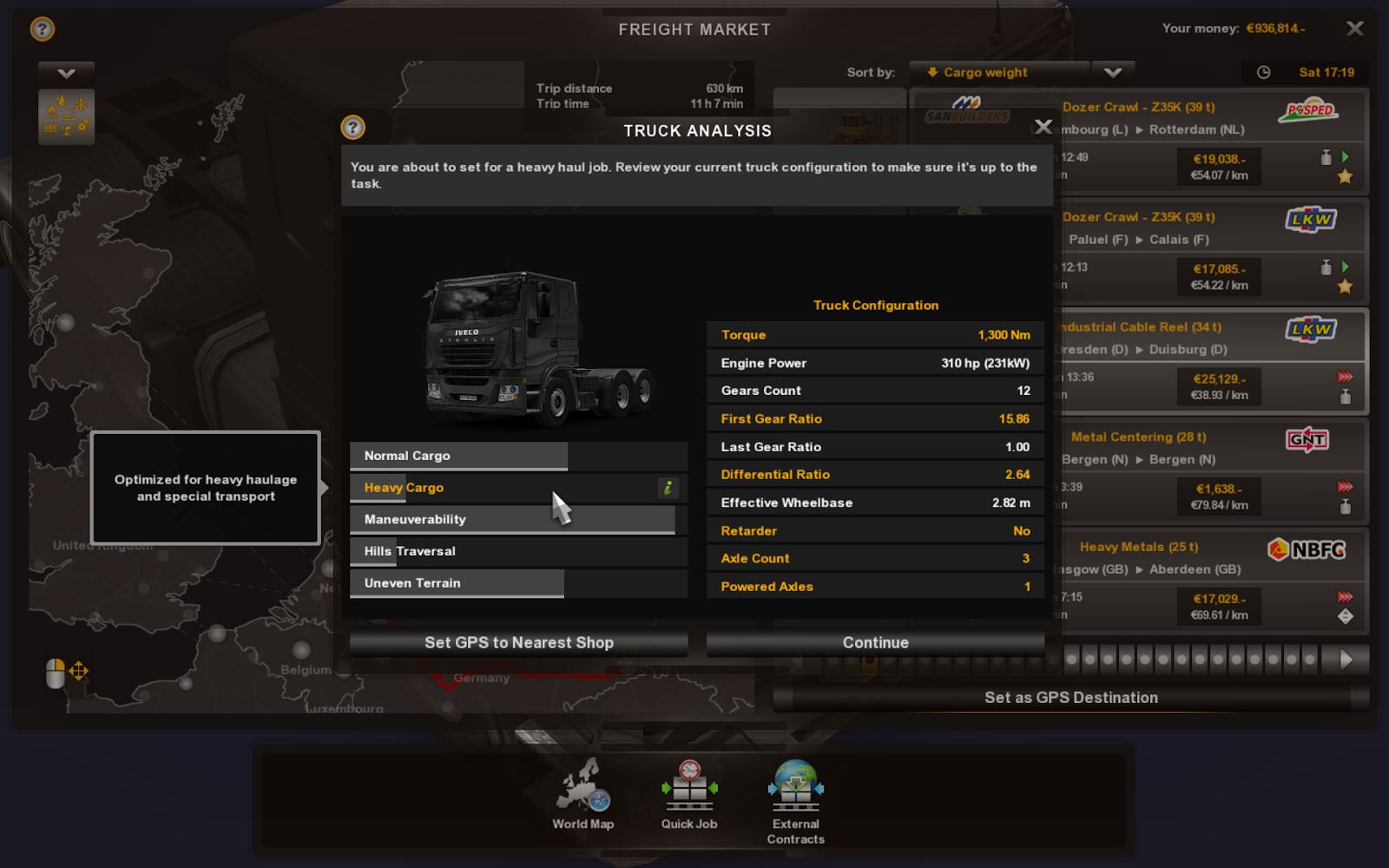 Nové těžké náklady a návěsy v Euro Truck Simulatoru 2 143824