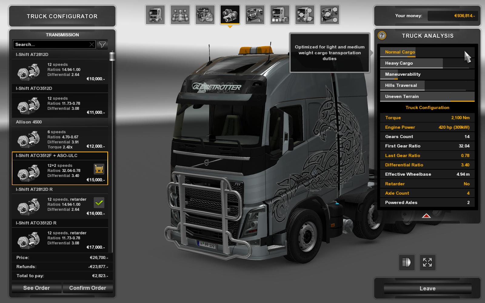 Nové těžké náklady a návěsy v Euro Truck Simulatoru 2 143825