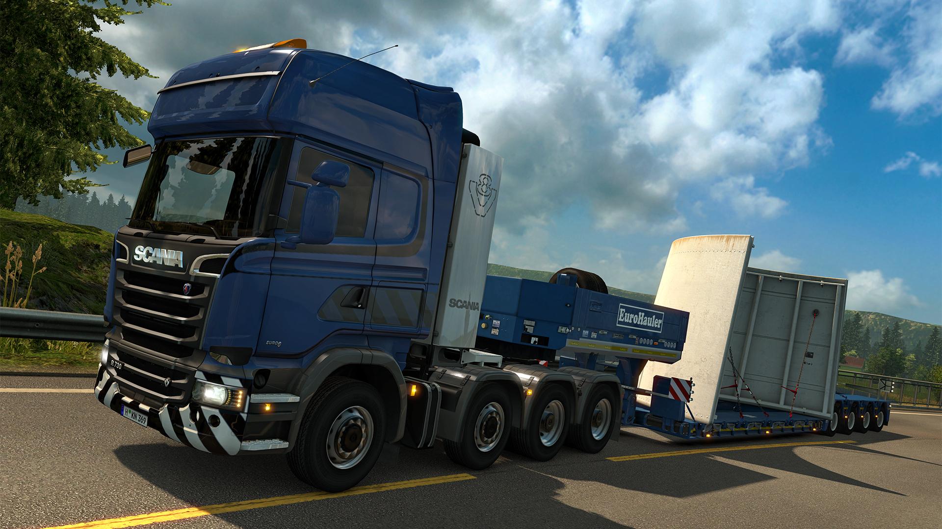Nové těžké náklady a návěsy v Euro Truck Simulatoru 2 143834