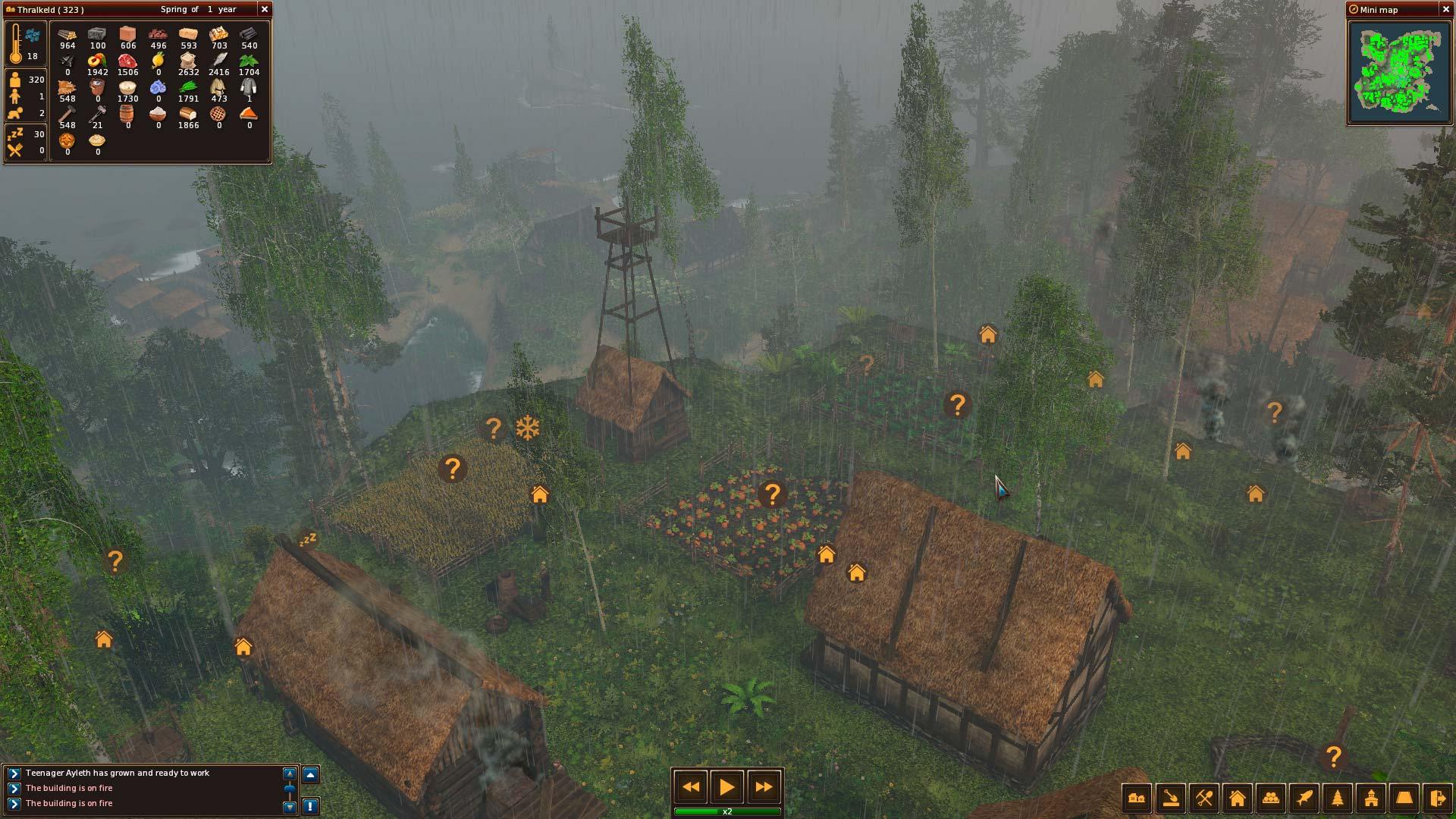 Středověké Life is Feudal: Forest Village opouští předběžný přístup 143890