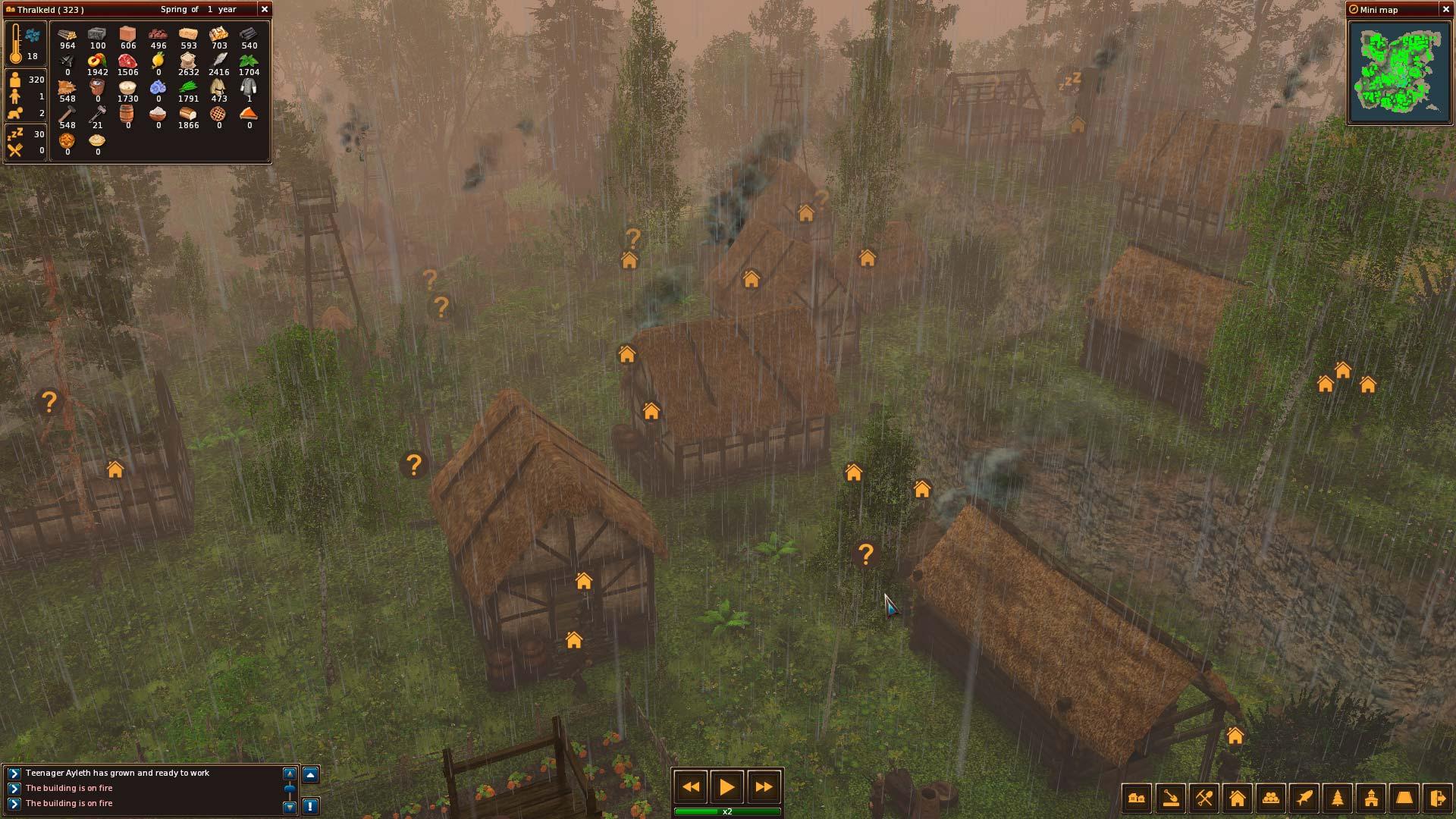 Středověké Life is Feudal: Forest Village opouští předběžný přístup 143891