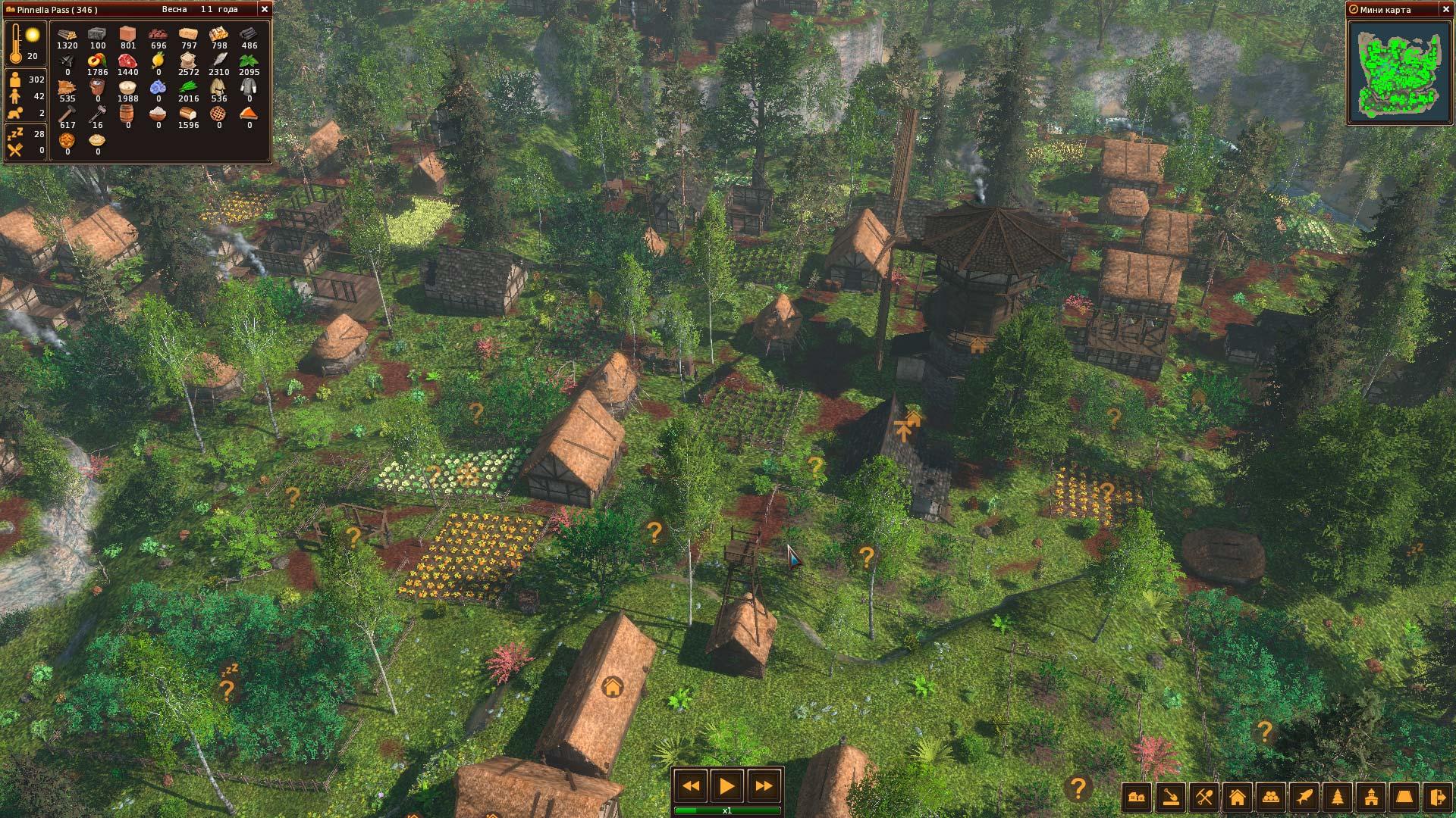 Středověké Life is Feudal: Forest Village opouští předběžný přístup 143895