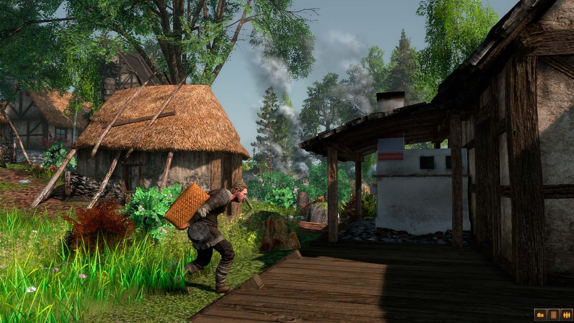 Středověké Life is Feudal: Forest Village opouští předběžný přístup 143897