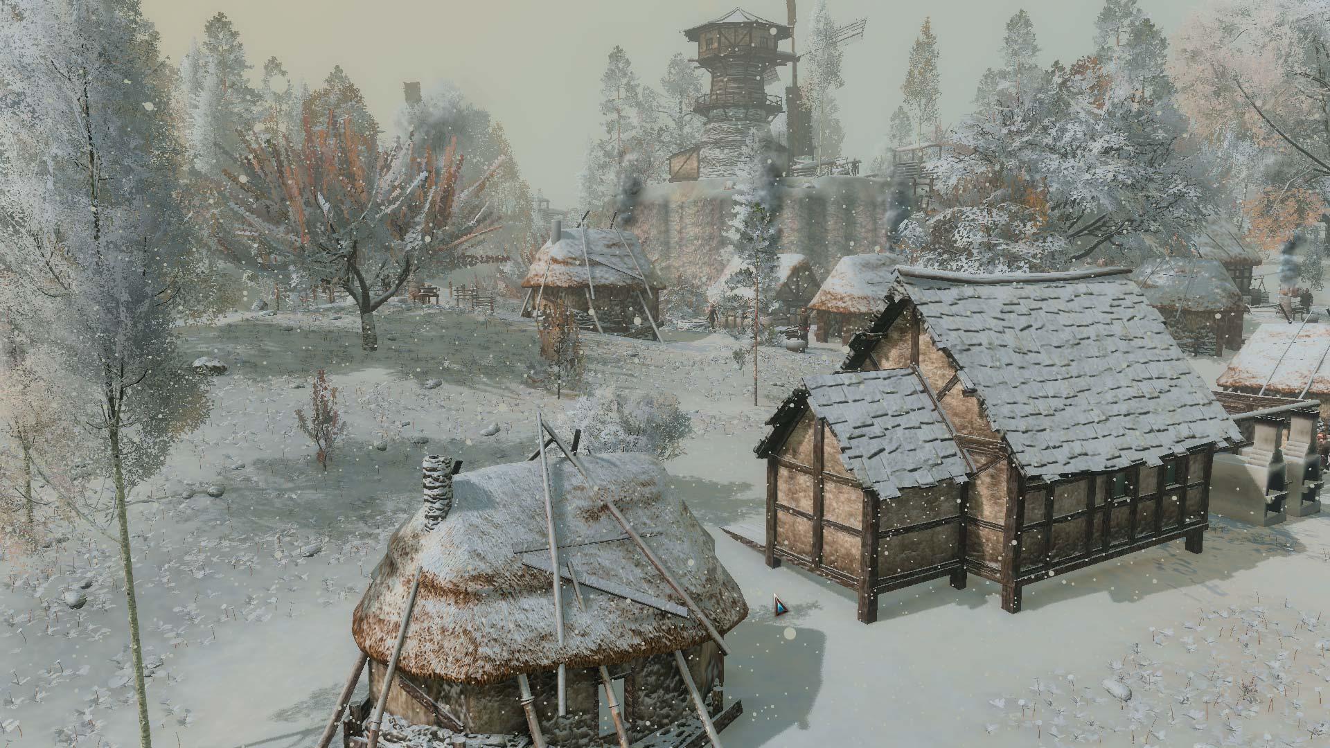 Středověké Life is Feudal: Forest Village opouští předběžný přístup 143898