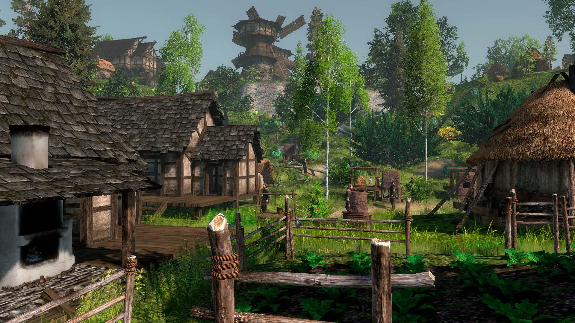 Středověké Life is Feudal: Forest Village opouští předběžný přístup 143899