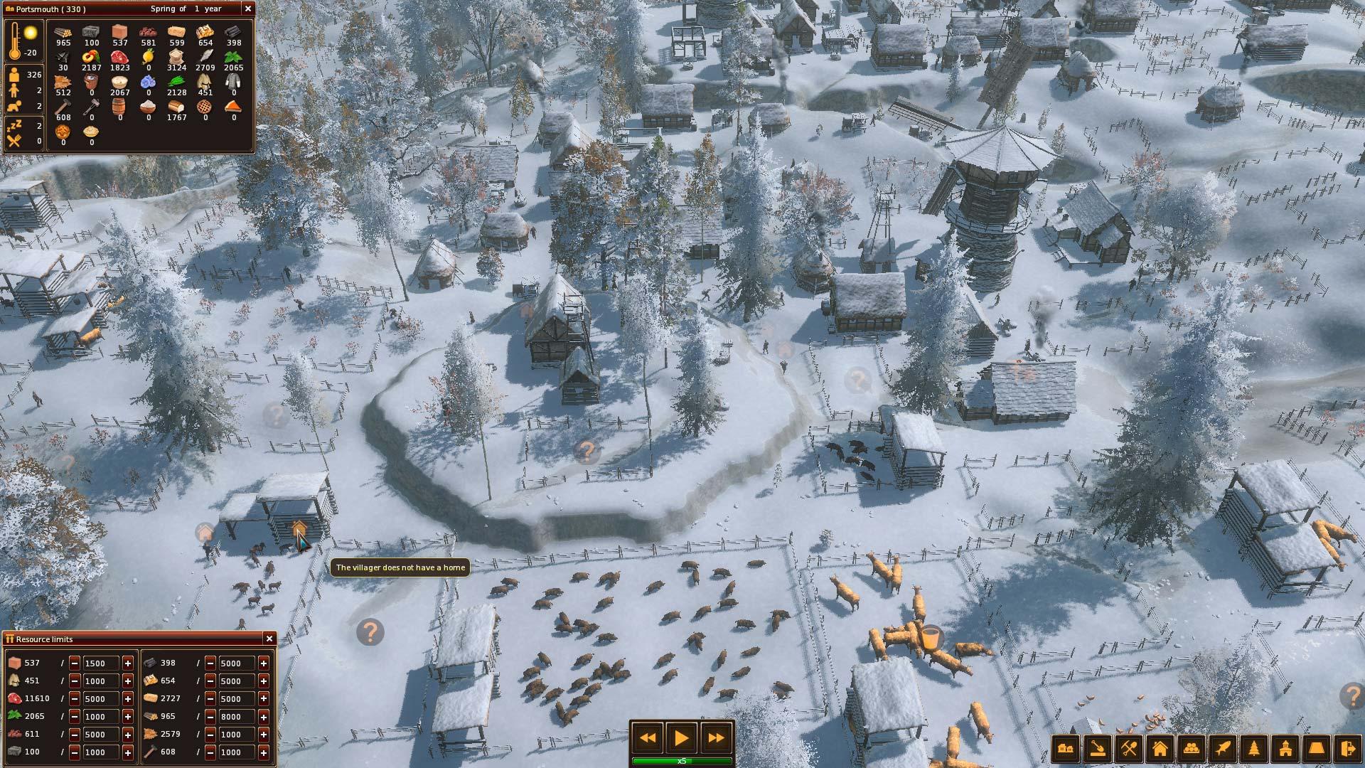Středověké Life is Feudal: Forest Village opouští předběžný přístup 143903