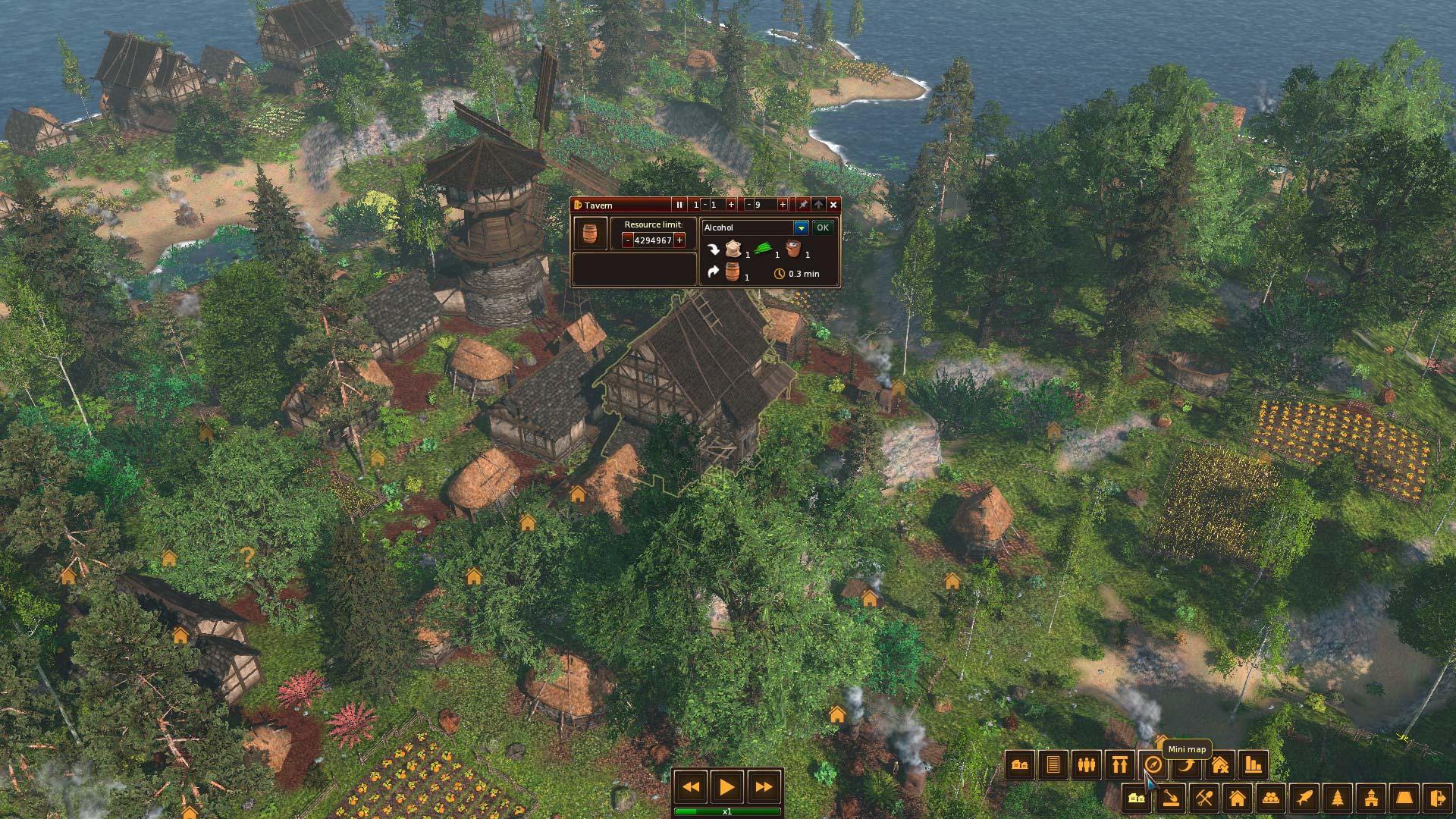 Středověké Life is Feudal: Forest Village opouští předběžný přístup 143905