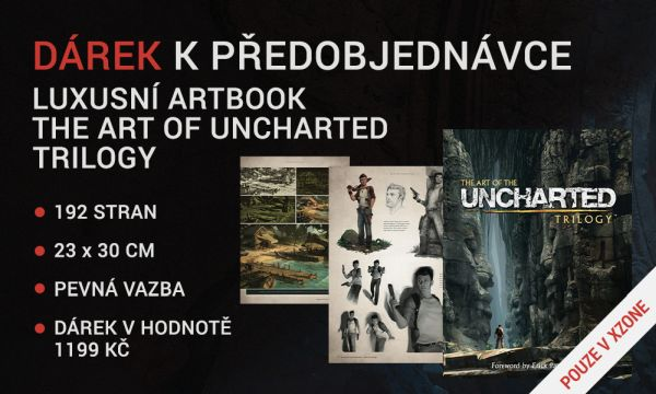 K Uncharted: The Lost Legacy luxusní artbook 143909