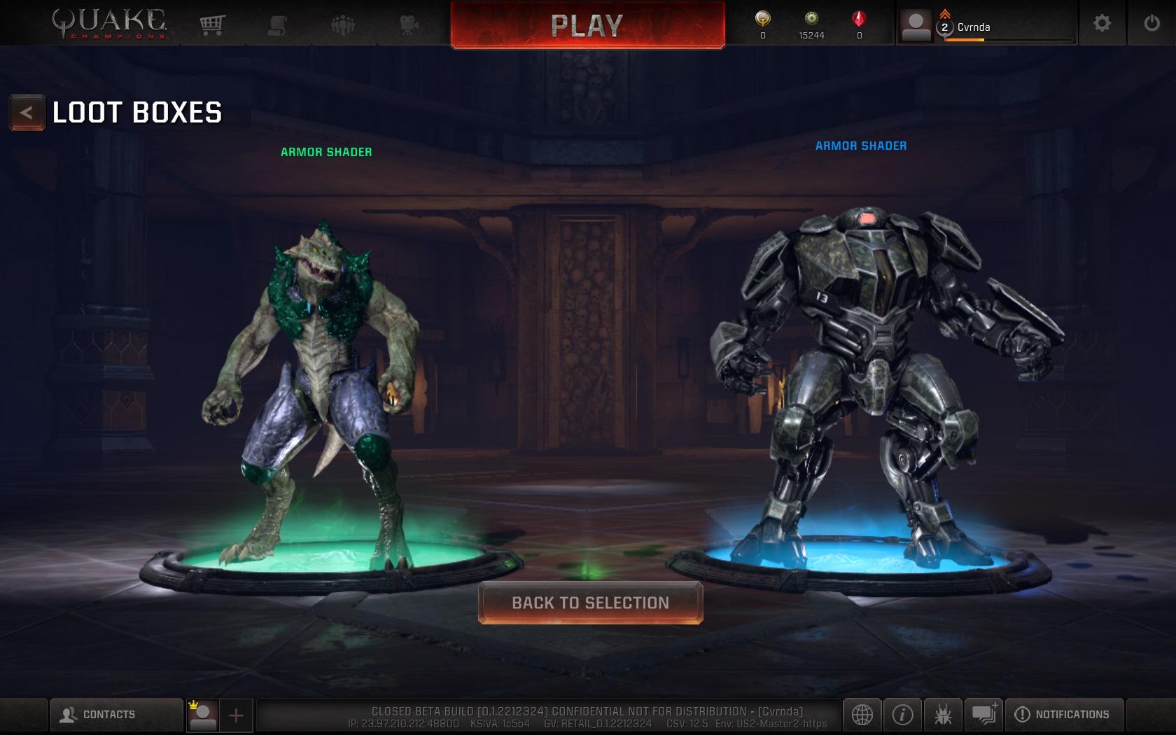 Quake Champions - dojmy z arény 143945