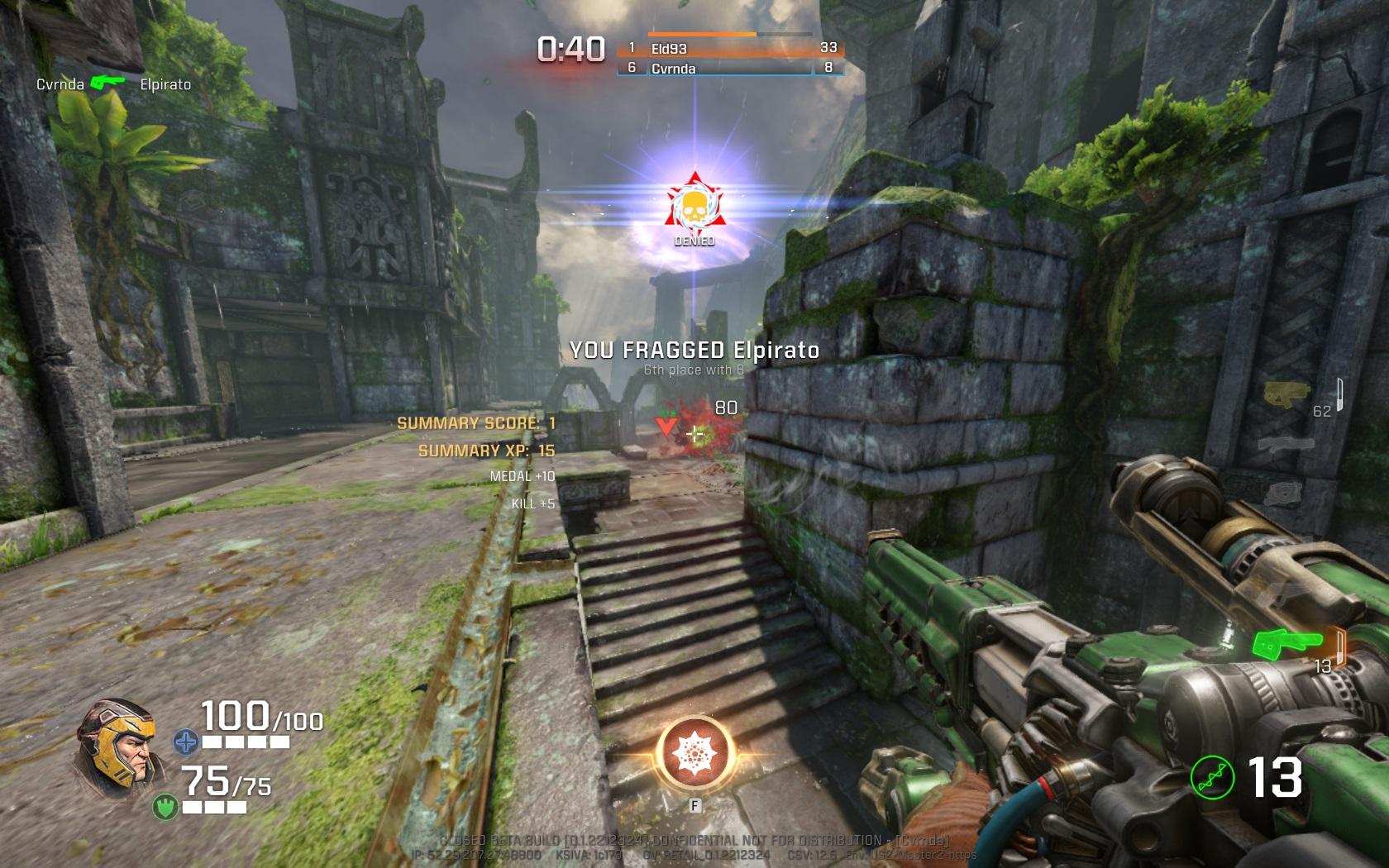 Quake Champions - dojmy z arény 143950
